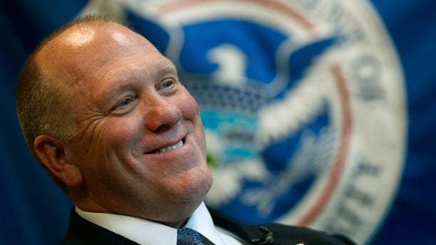 Thomas Homan, the acting ICE director, retired in June 2017.