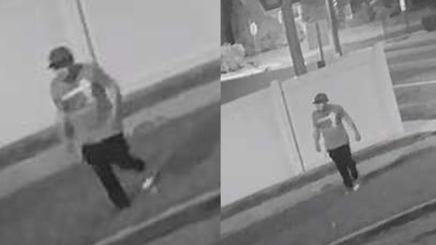 Image from surveillance video of the suspect in the rape of a woman in Freeport, L.I., on Sept. 28