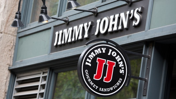 A Jimmy John's delivery driver drove a man to the hospital after his sister called them by mistake.
