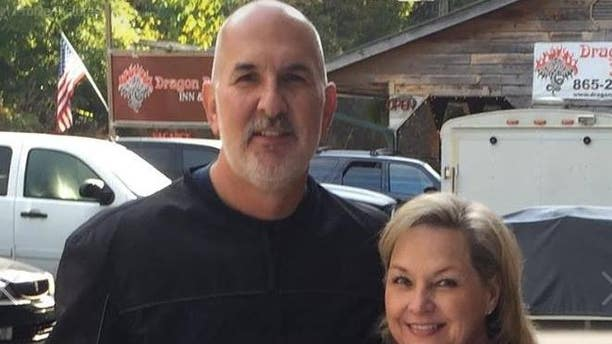 Julie Morgan's husband Rich Morgan recently entered hospice care after a long battle with cancer.