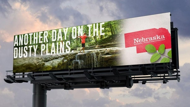 """<br> """"This campaign speaks to their sense of adventure and discovering what we as Nebraskans are all about."""""""