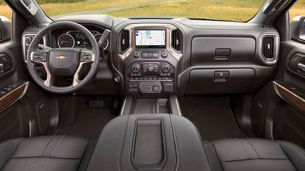 The High Country gets the dressiest interior.