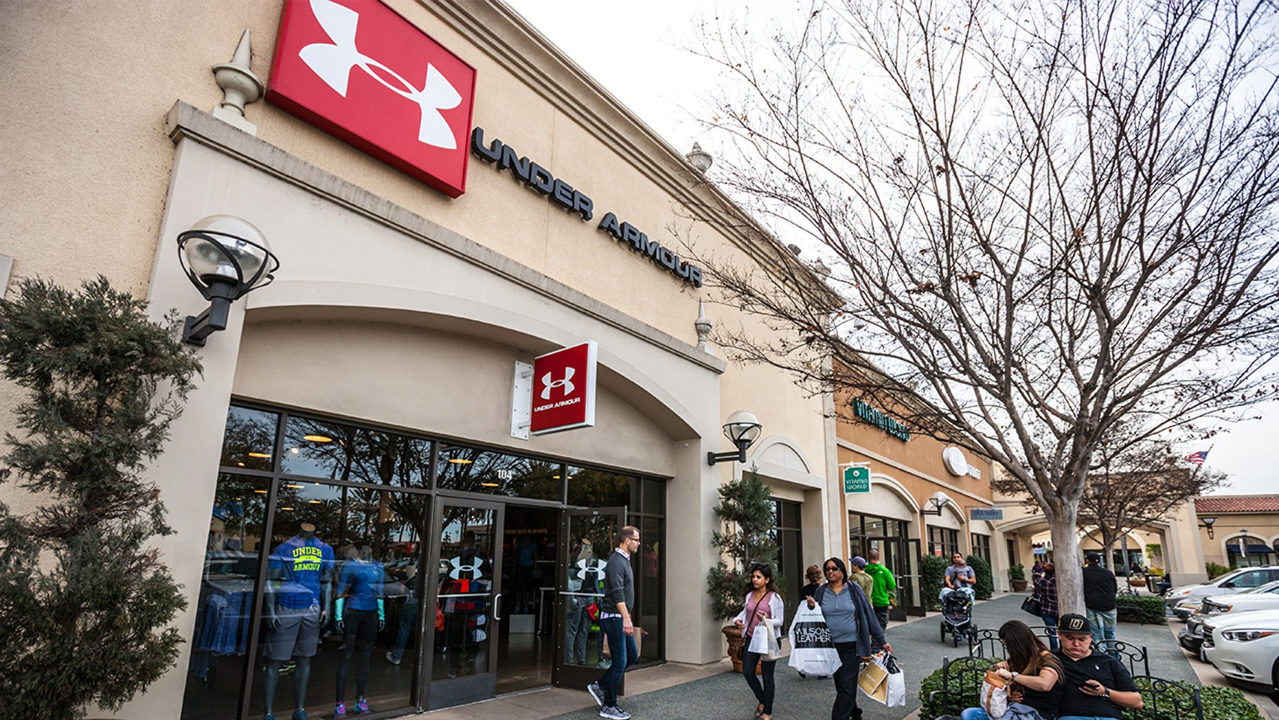 Under Armour is under fire for reportedly being run like a frat house.