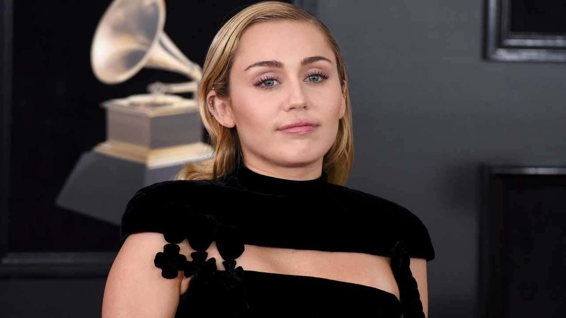 Miley Cyrus is gearing up to release new music, and from the singer's Twitter account on Monday, it looks like heartbreak will be the theme of her upcoming song.