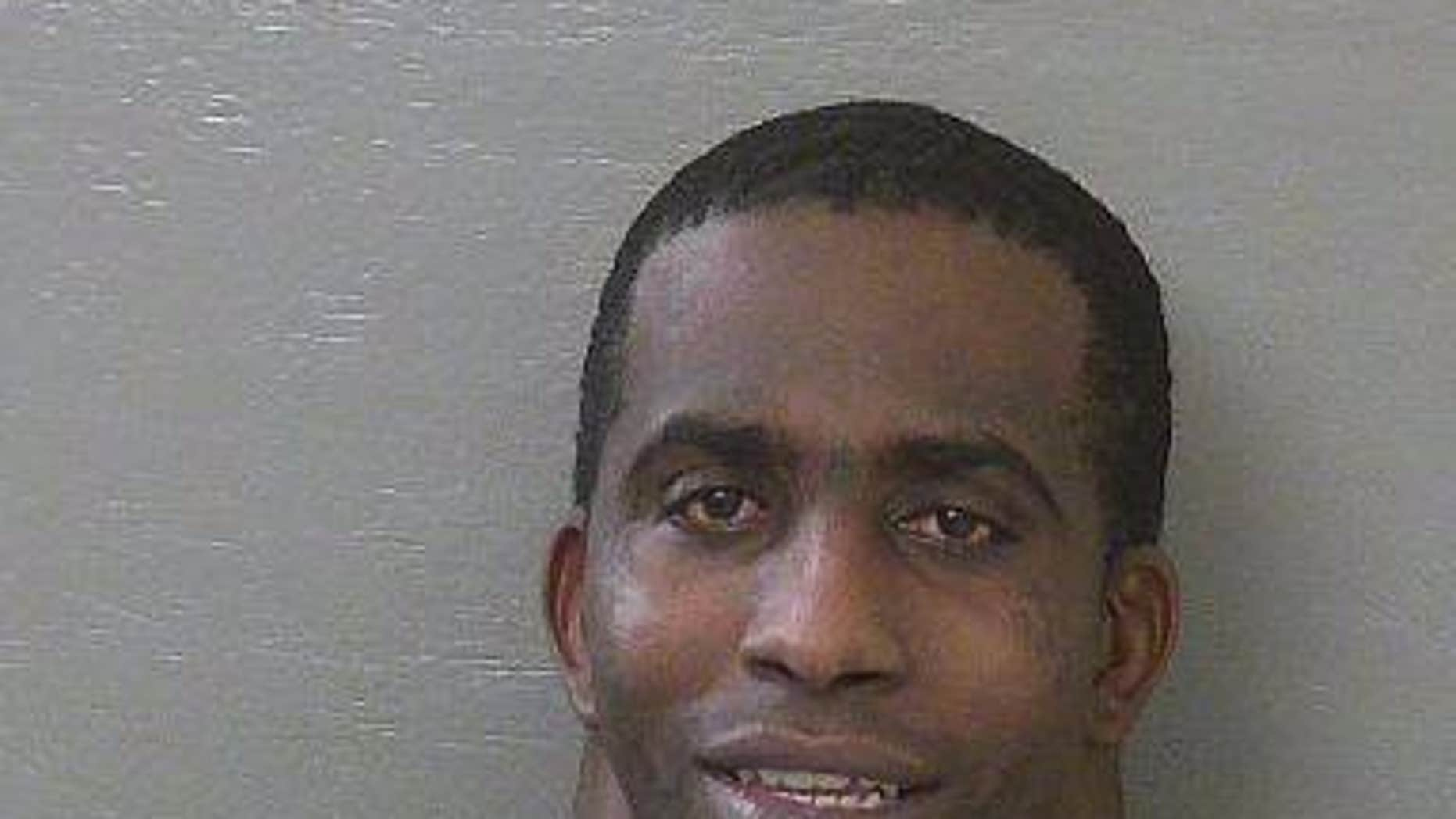 'Up to his neck in charges': Man's mugshot quickly goes viral