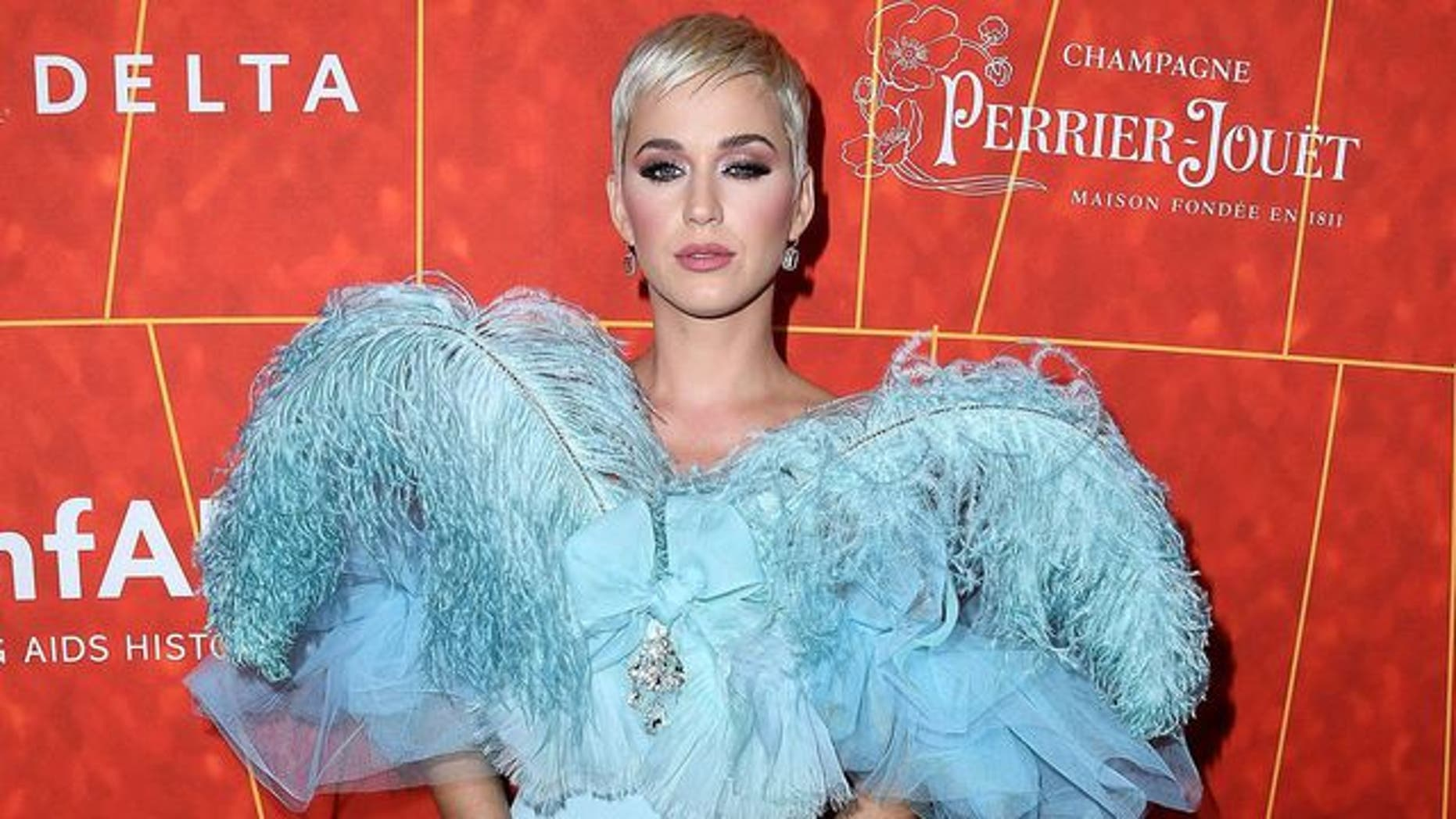 Katy Perry talks marrying Russell Brand when she 'still believed in Disney Princesses'
