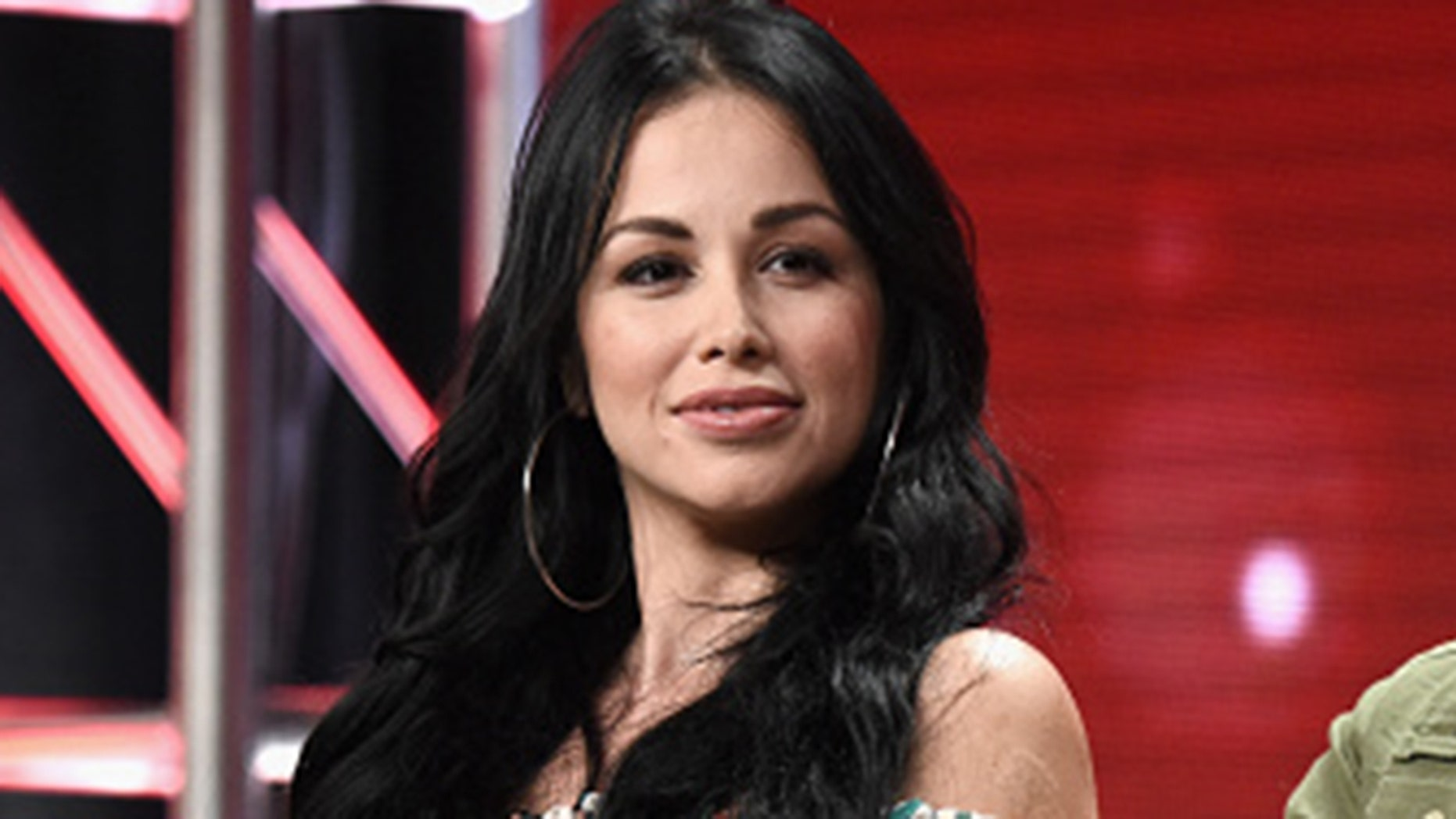 """90 Day Fiance"" star Paola Mayfield is slammed for her risque pregnancy video on social media.  (Photo by Amanda Edwards/Getty Images for Discovery, Inc.)"
