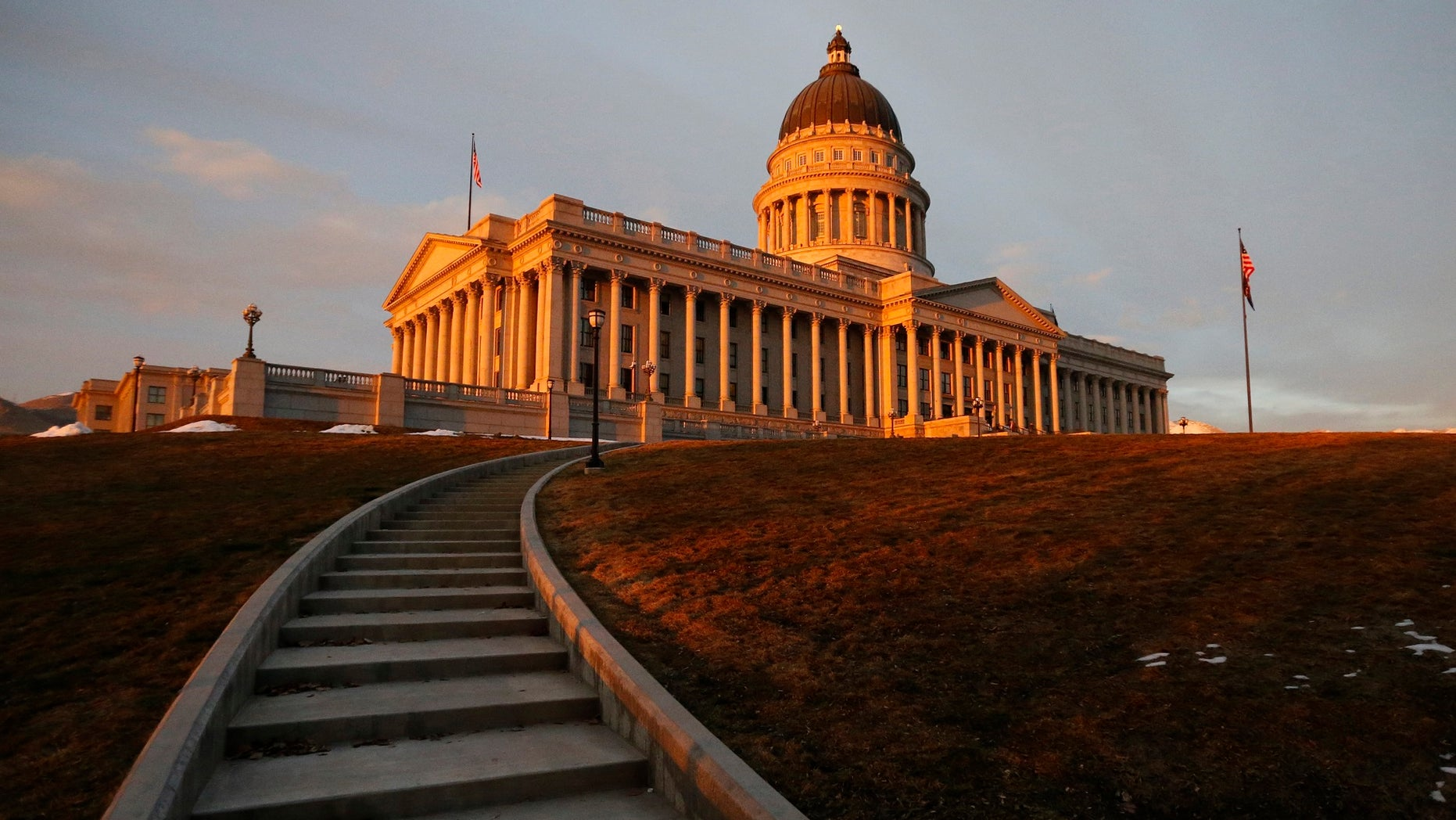 Utah voters reportedly cast their ballots in favor legalizing medical marijuana.