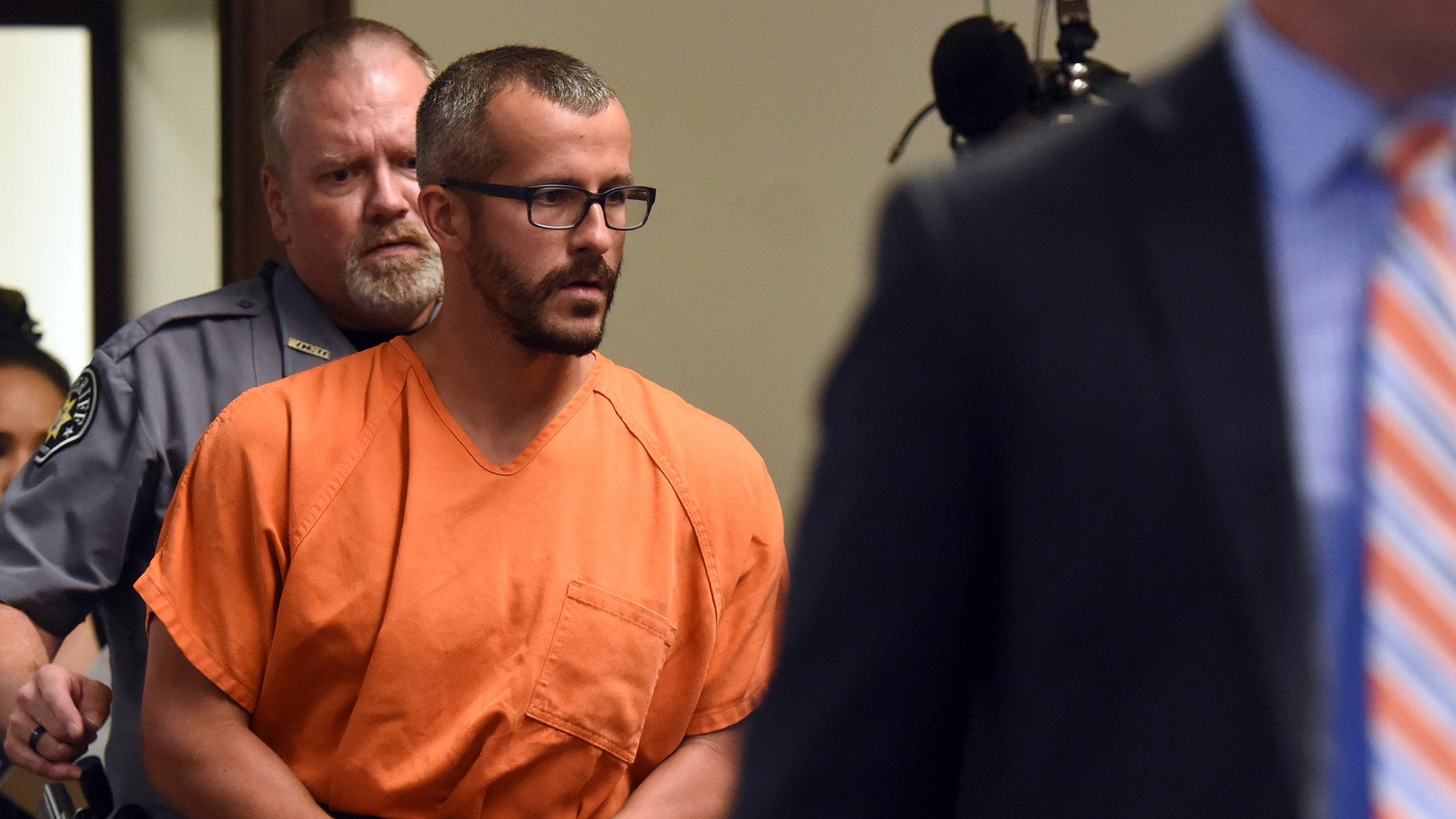 Chris Watts' mistress breaks her silence ahead of sentencing