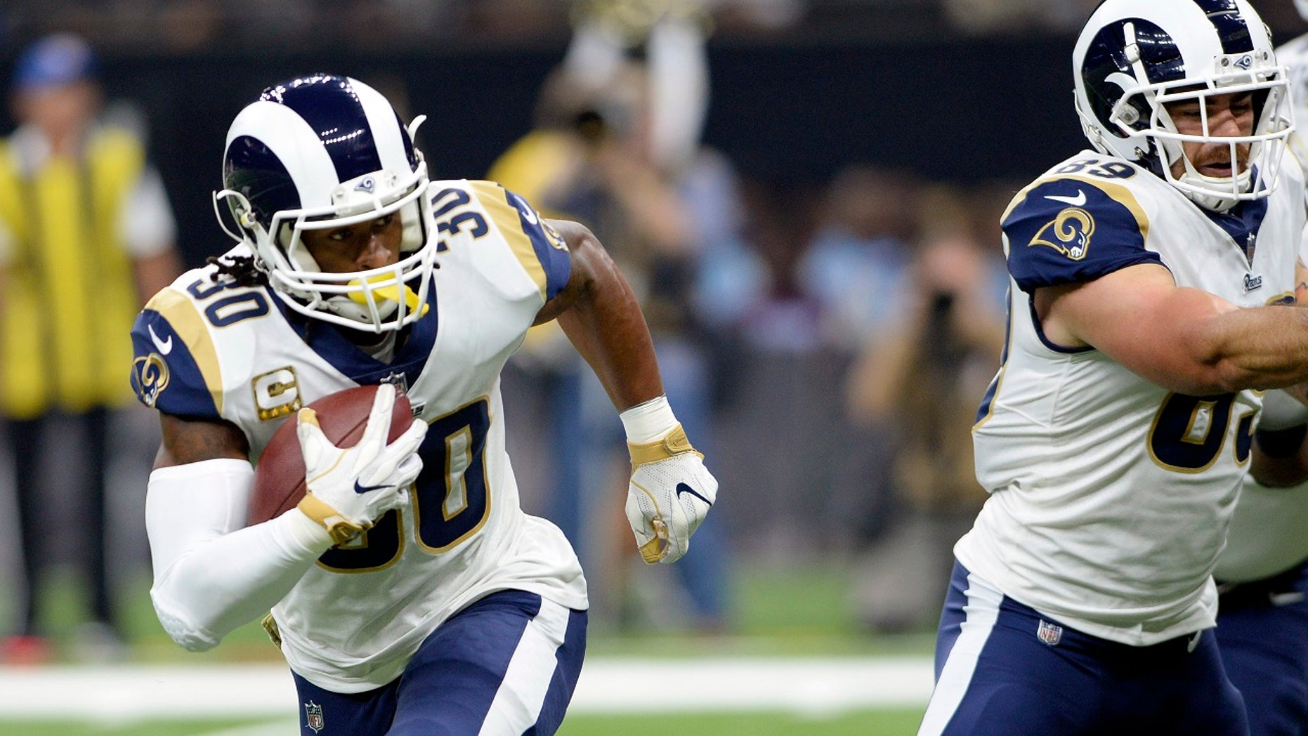 Rams Defeat Seahawks in See-Saw Game, Improve to 9-1
