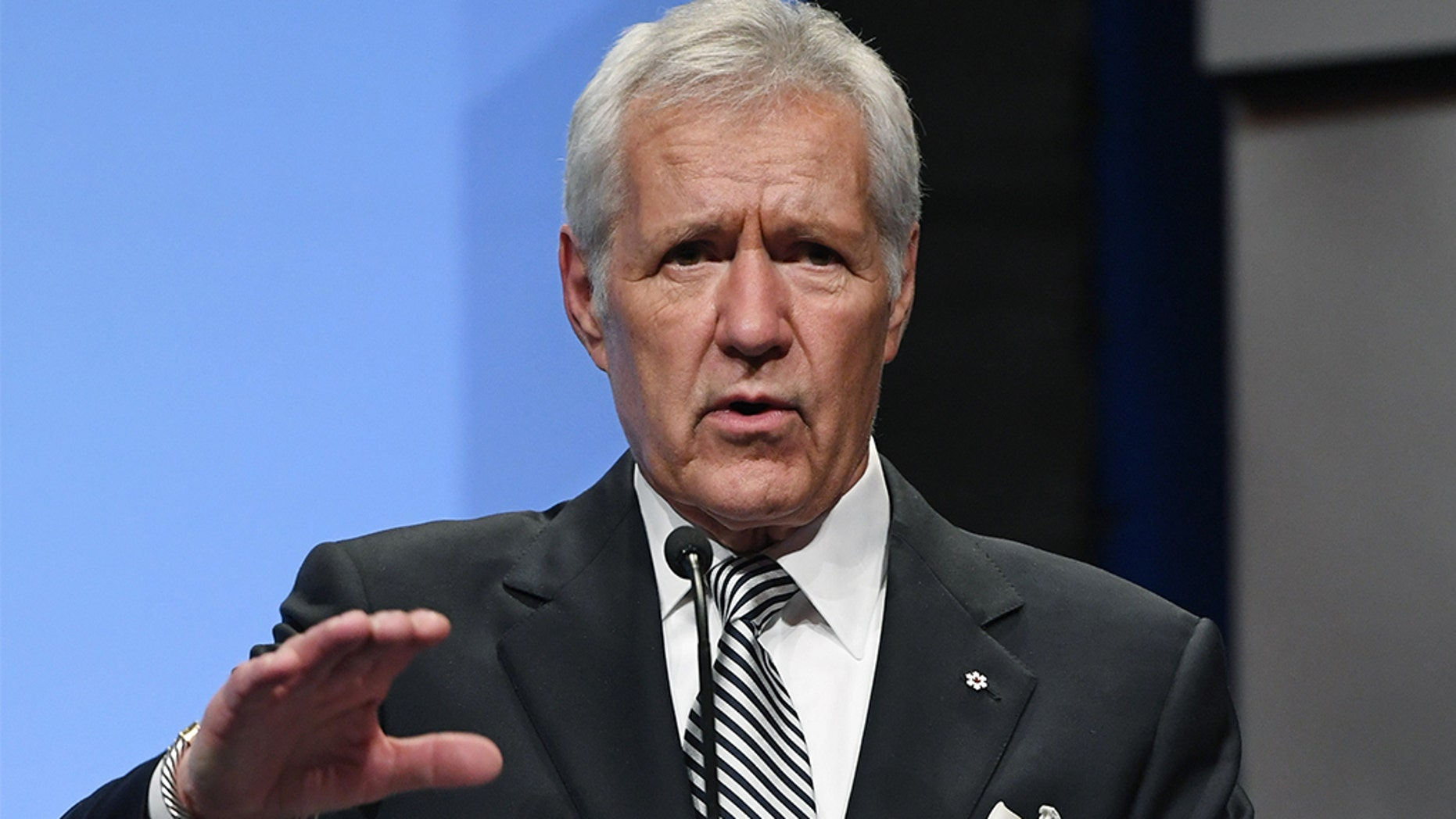 Alex Trebek spoke out about the #MeToo movement in a recent interview.