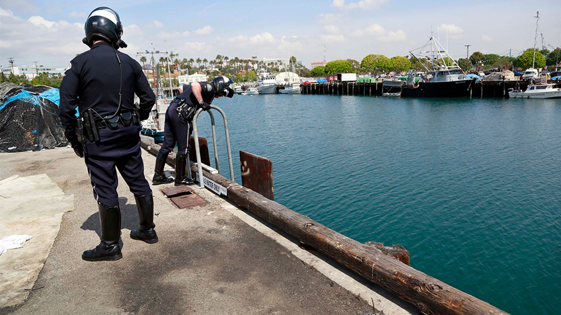 """A father in California has been accused ofdriving his family, including his two autistic sons, off a wharf at the Port of Los Angelesafter he purchased $6 million insurance policies in case of accidental deaths.<br data-cke-eol=""""1"""">"""