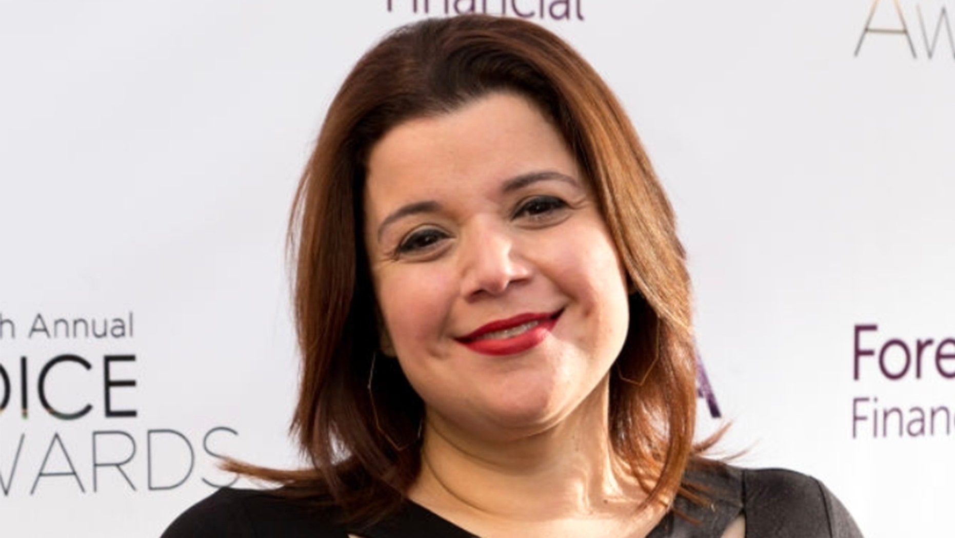 "CNN's Ana Navarro guest hosts ""The View"" on occasion and apologized for Trump's overseas trip."