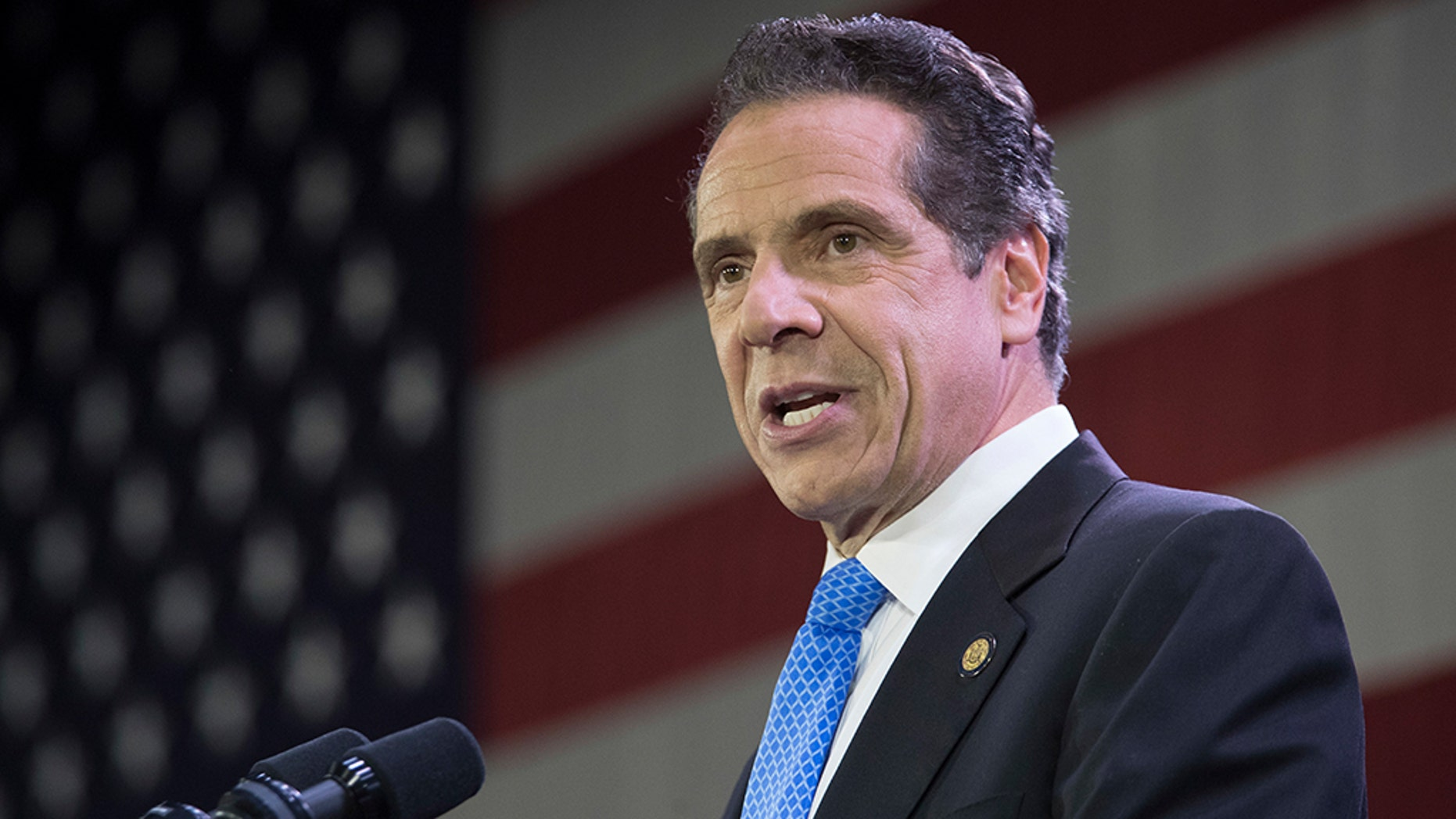 """gov. Andrew Cuomo speaks to supporters during a New York State Democratic Committee's Election Party Tuesday, November 6, 201<div class=""""e3lan e3lan-in-post1""""><script async src=""""//pagead2.googlesyndication.com/pagead/js/adsbygoogle.js""""></script> <!-- Text_Image --> <ins class=""""adsbygoogle""""      style=""""display:block""""      data-ad-client=""""ca-pub-6192903739091894""""      data-ad-slot=""""3136787391""""      data-ad-format=""""auto""""      data-full-width-responsive=""""true""""></ins> <script> (adsbygoogle = window.adsbygoogle 