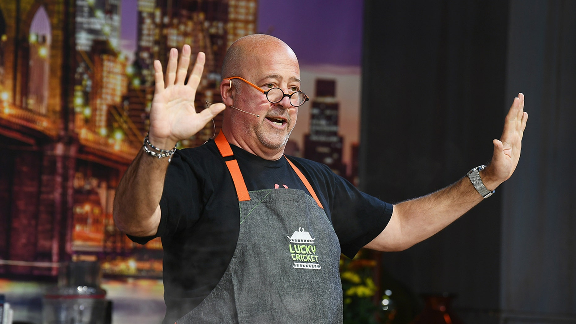 "Travel Channel's ""Bizzare Foods"" host Andrew Zimmern is apologizing for his comments about Chinese restaurants after he was criticized as culturally insensitive. Last week, Fast Company posted an interview from the summer in which Zimmern says he was saving the souls of people who dine at ""(expletive) restaurants masquerading as Chinese food"" in the Midwest."