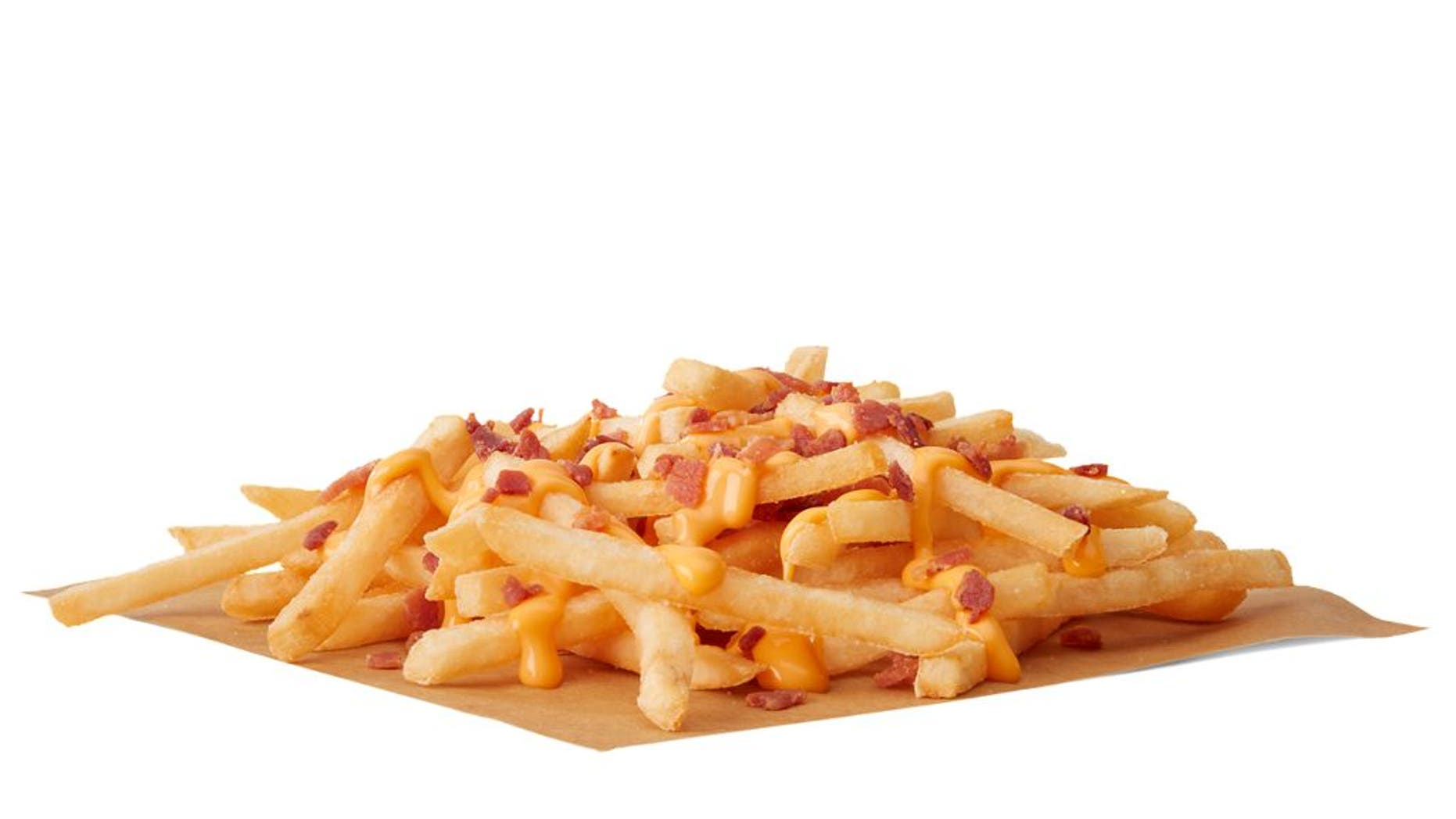 McDonald's french fries are getting a cheesy new look.