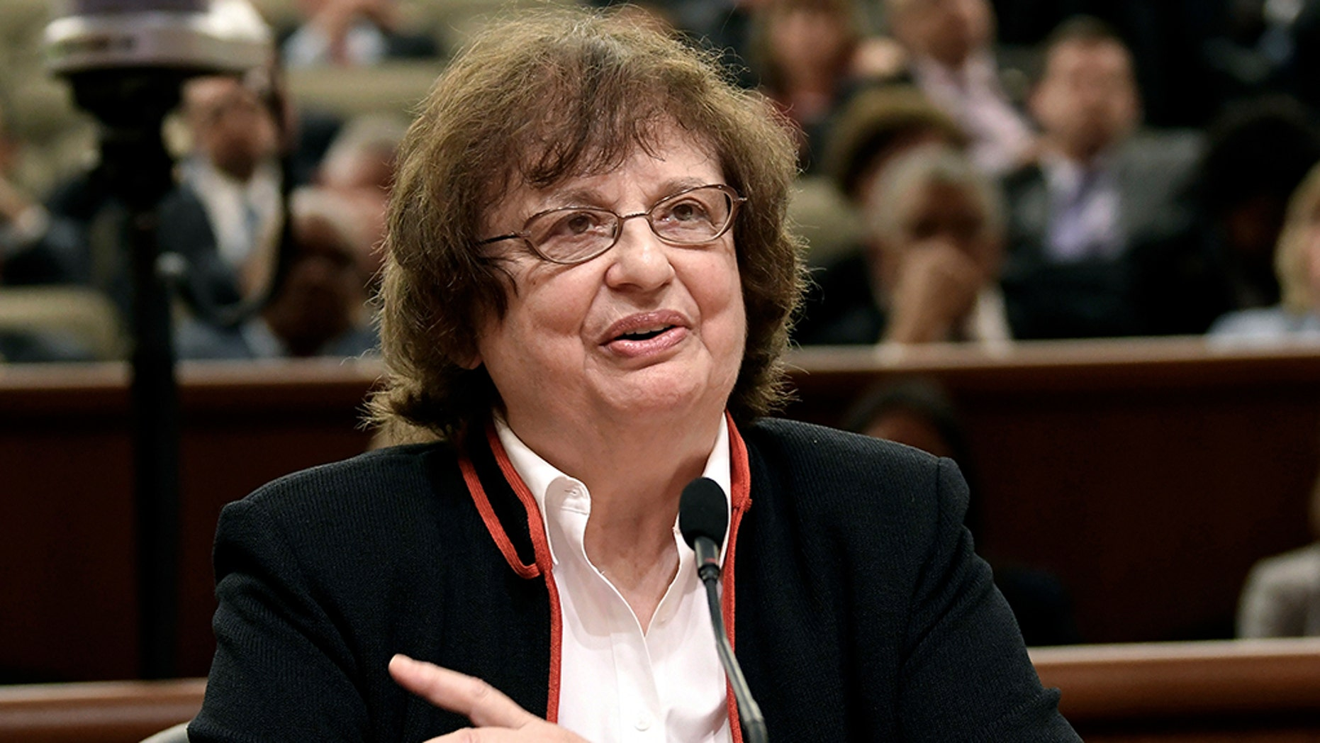 Attorney General Barbara Underwood announced Thursday that six hospitals in New York have agreed to reimburse victims of sexual assault illegally charged up to $ 3,000 for rape examinations that should have been billed to the state or their insurers. (AP Photo / Hans Pennink)