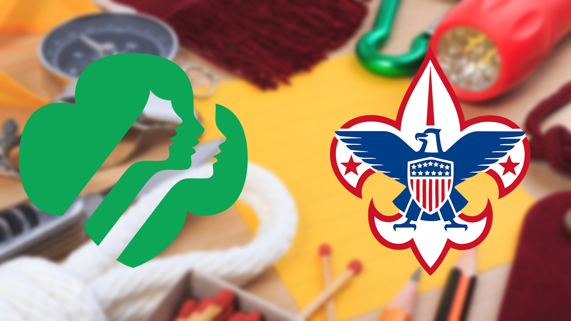 Girl Scouts Lawsuit Accuses Boy Scouts Of Trademark Infringement