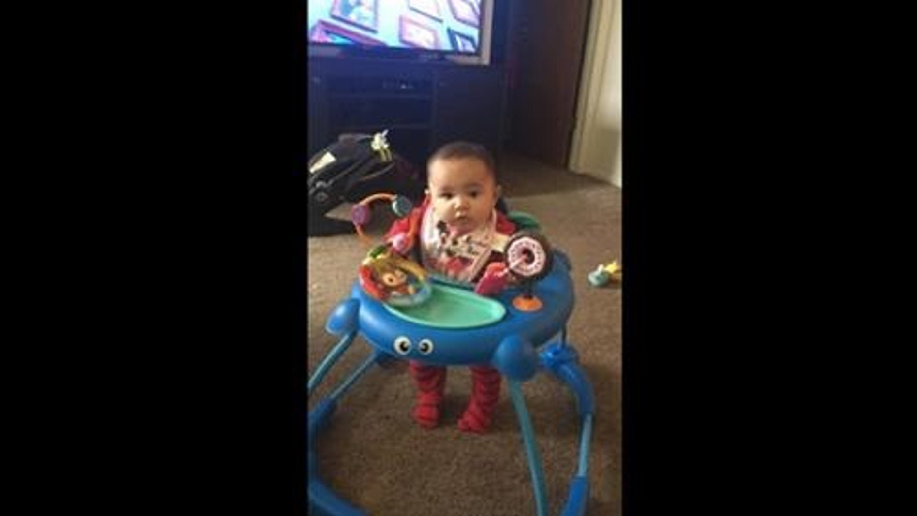 Six-month-old Avery was left in a locked daycare, his mother said.