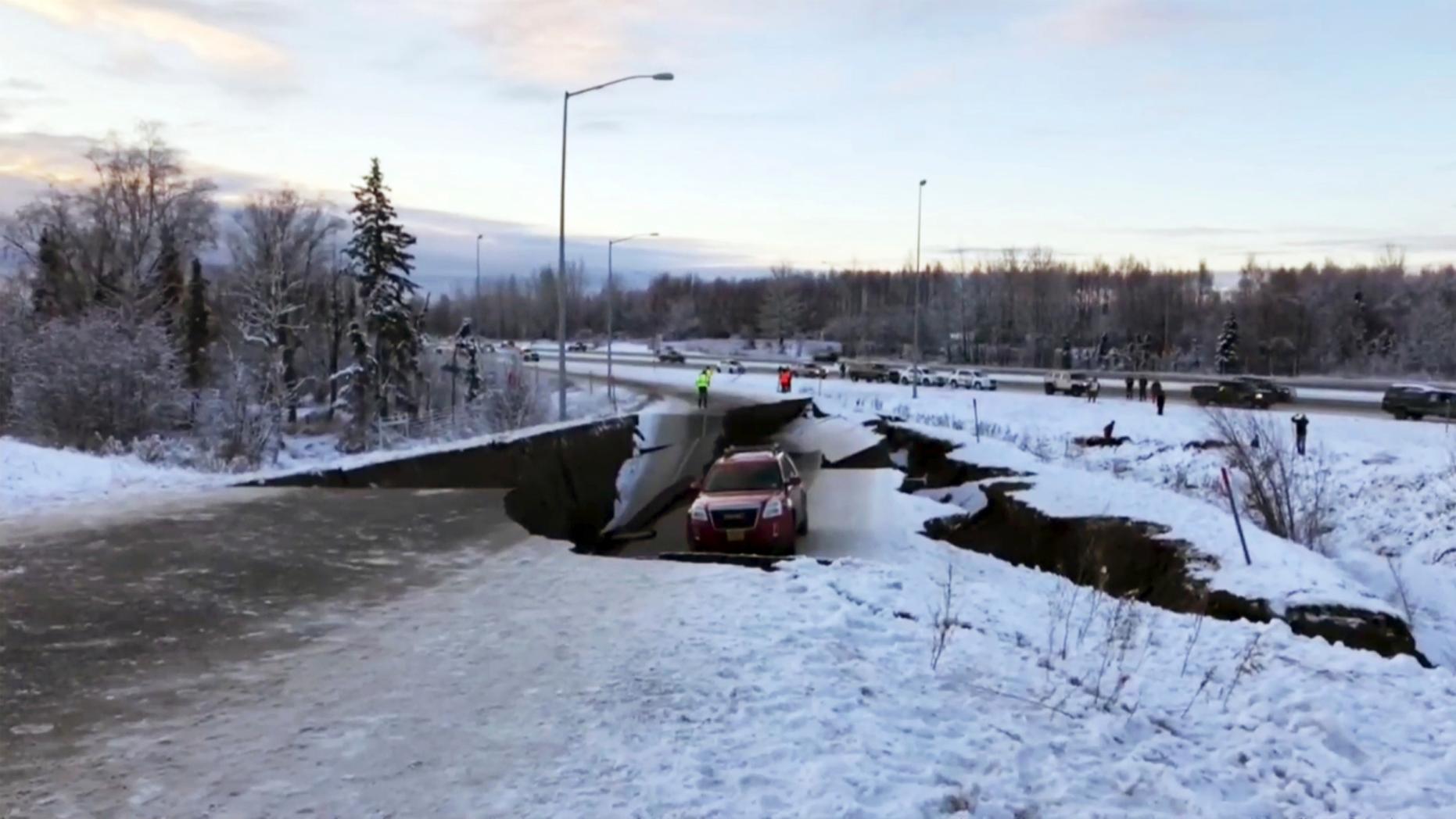 Image result for 7.0 in alaska