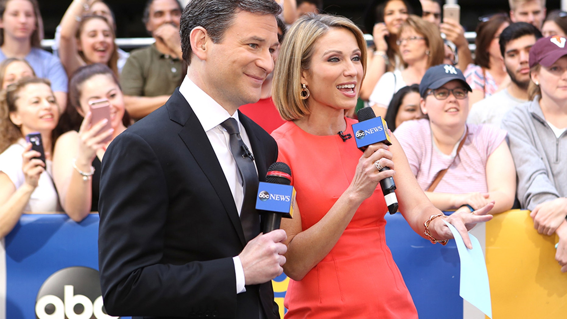 ABC News anchor Dan Harris questioned why Republicans have any chance in the midterm elections. (Photo by Fred Lee/ABC via Getty Images)