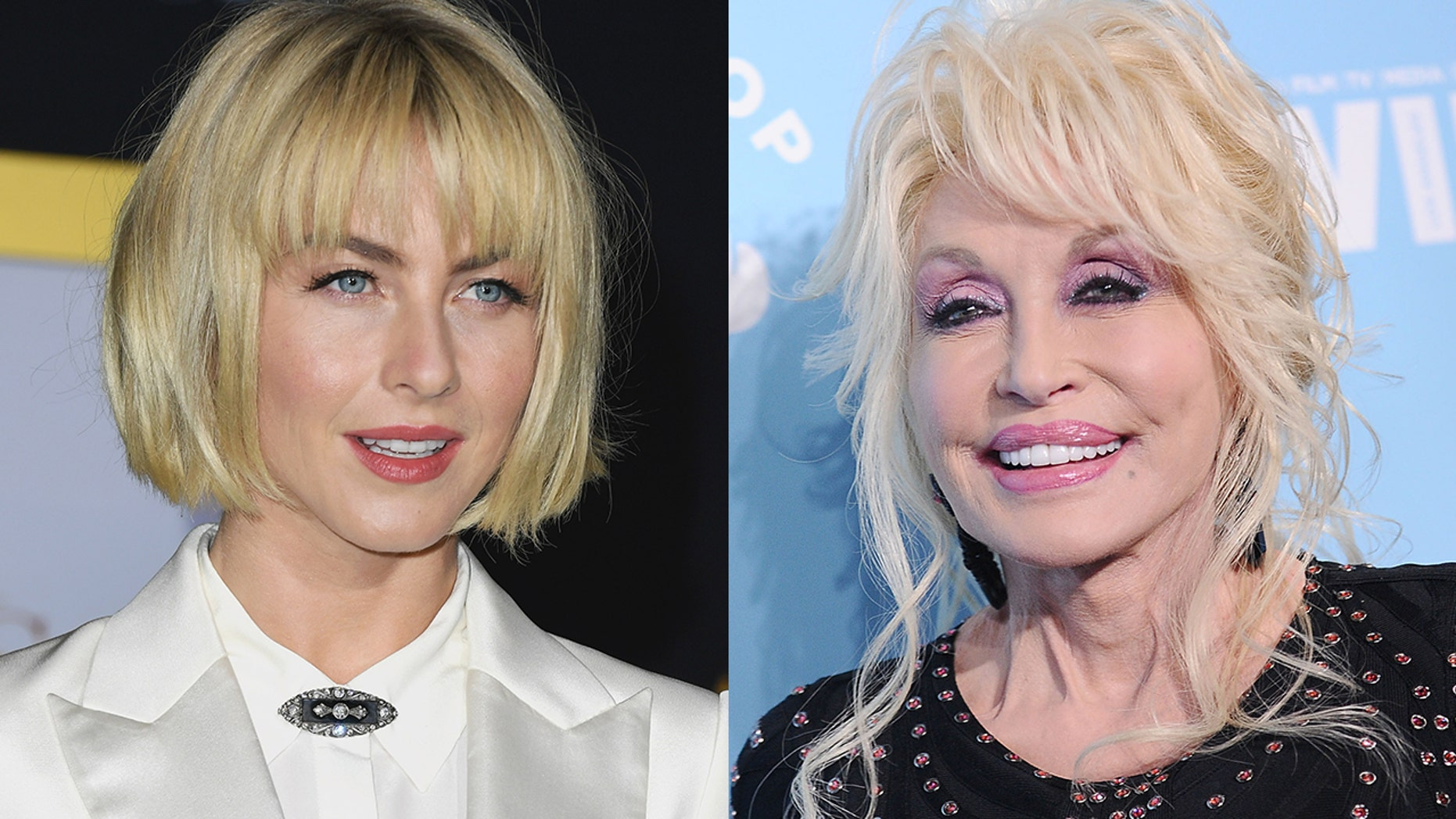 Dolly Parton's new Netflix anthology series will feature Julianne Hough as Jolene.