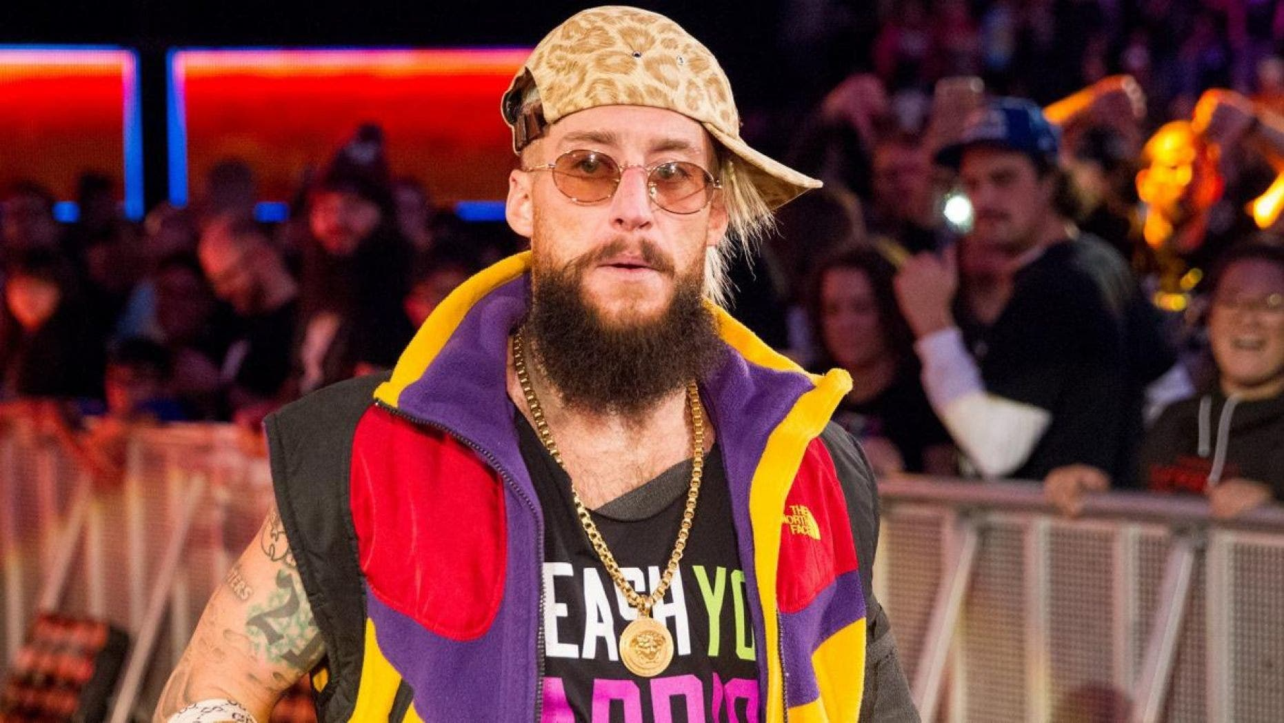 Enzo Amore, real name Eric Arndt, was booted from a flight to Los Angeles on Thursday.
