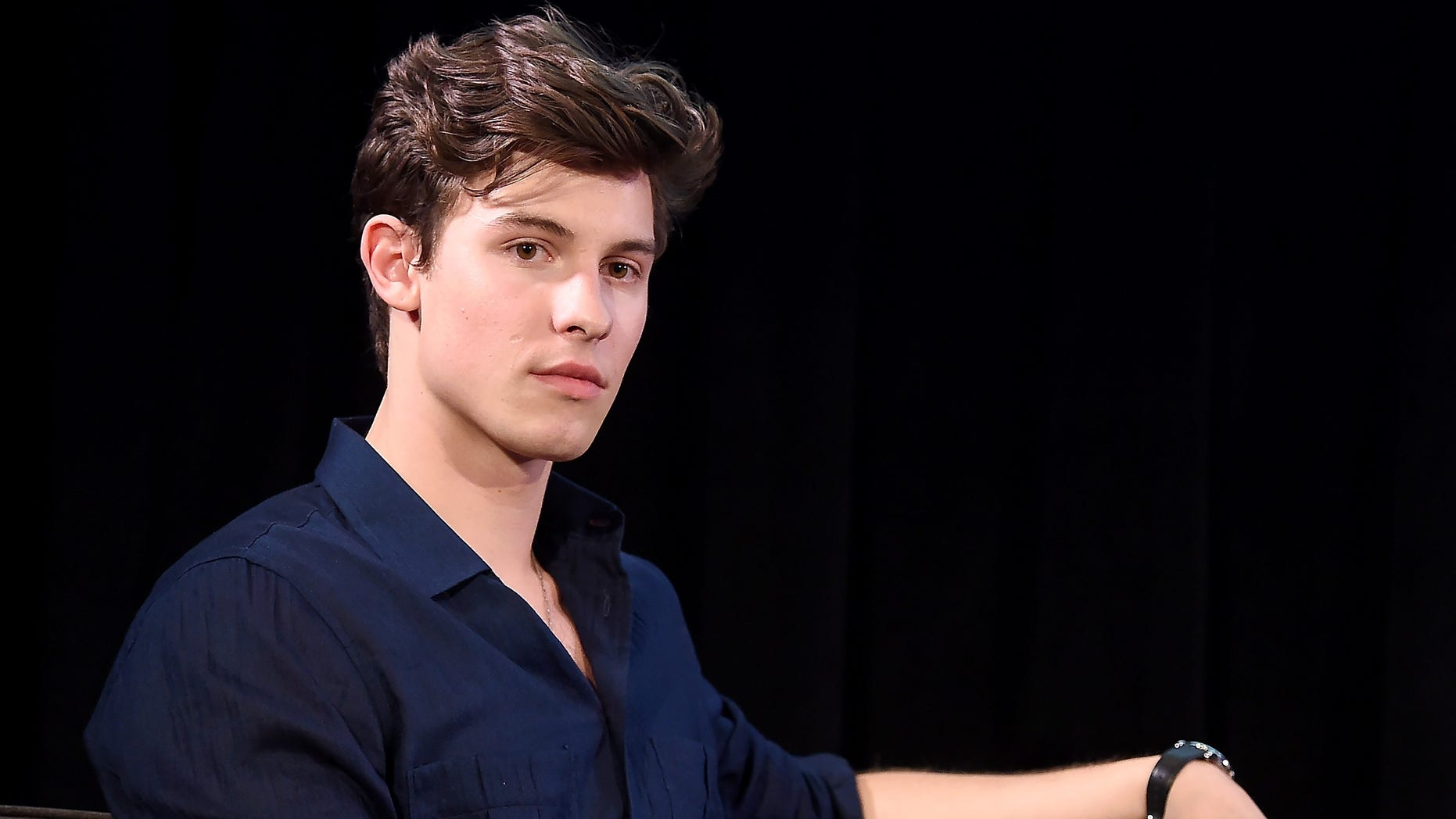 Shawn Mendes addressed rumors about his sexuality.