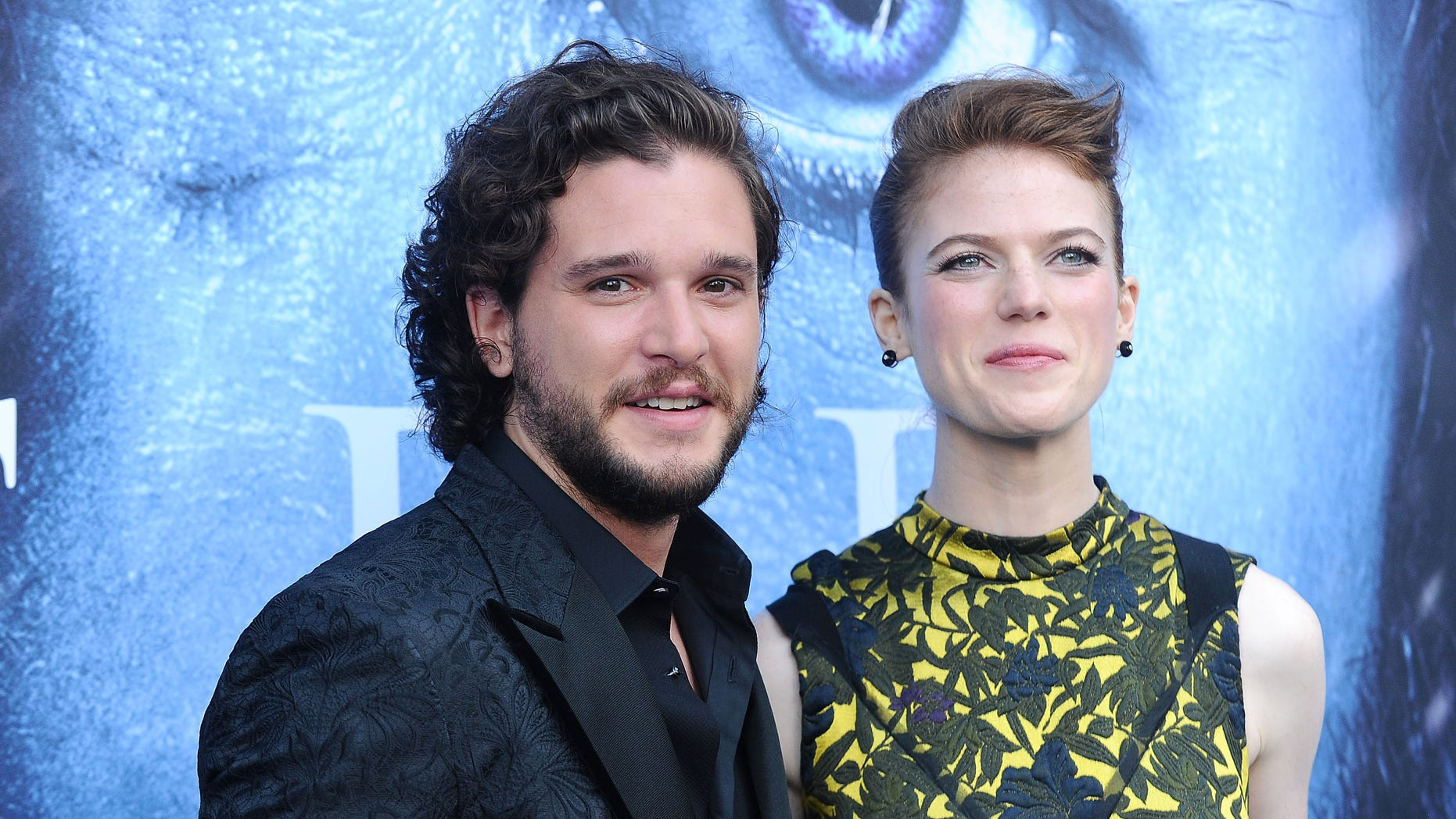 Kit Harington Responds to Model's Cheating Claim & Alleged Photo Leak