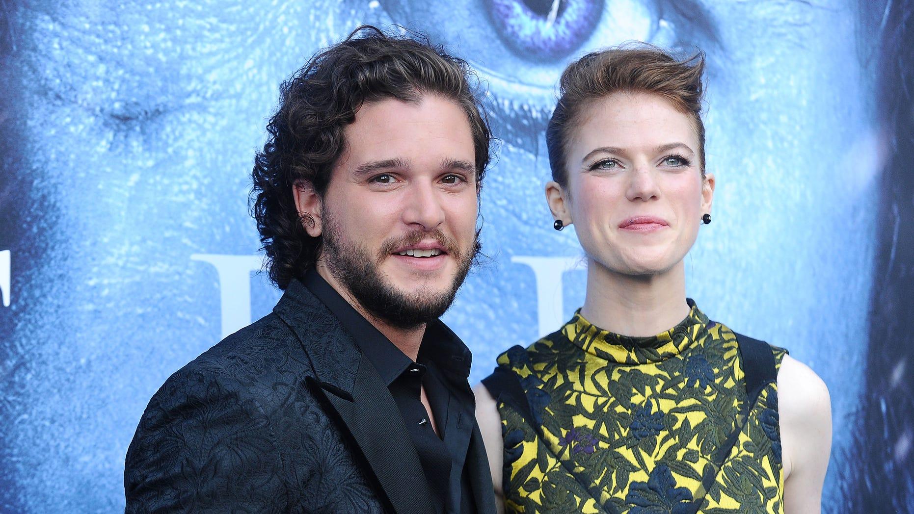 'Game of Thrones' actor Kit Harington denied cheating rumors.