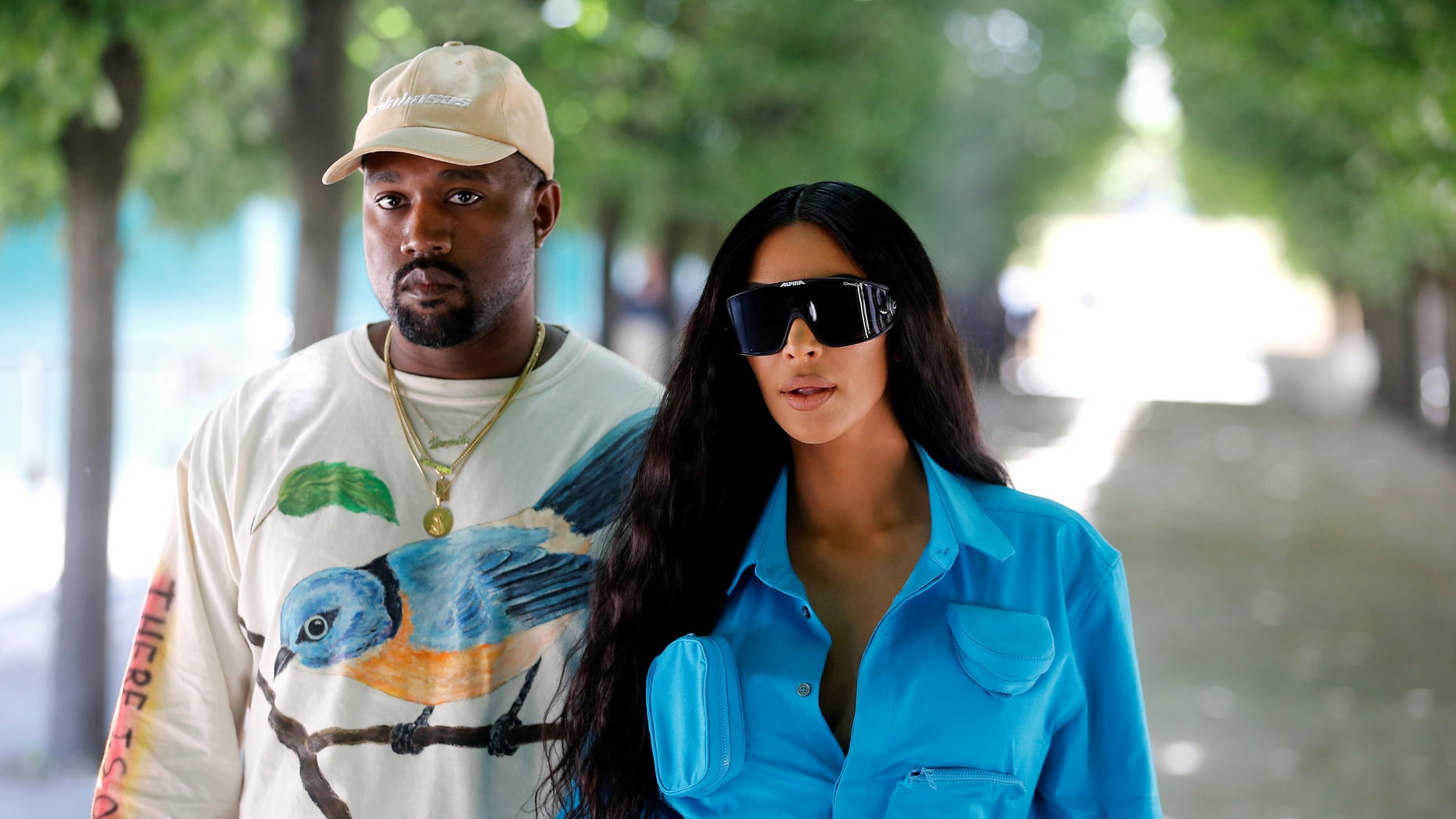 Kim Kardashian and Kanye West were slammed for taking a private Boeing 747.