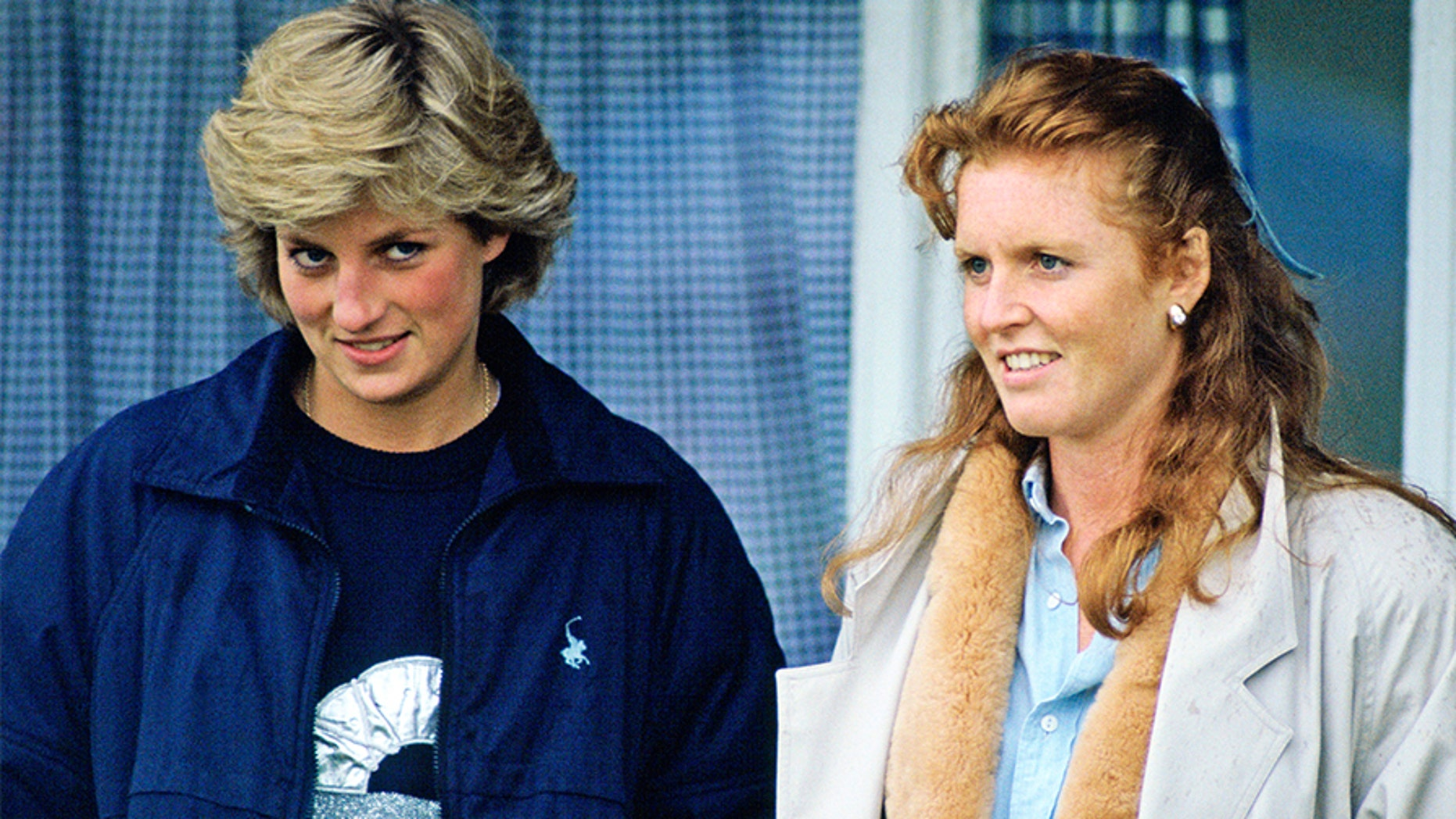 Princess Diana and Duchess of York Sarah Ferguson. - Getty