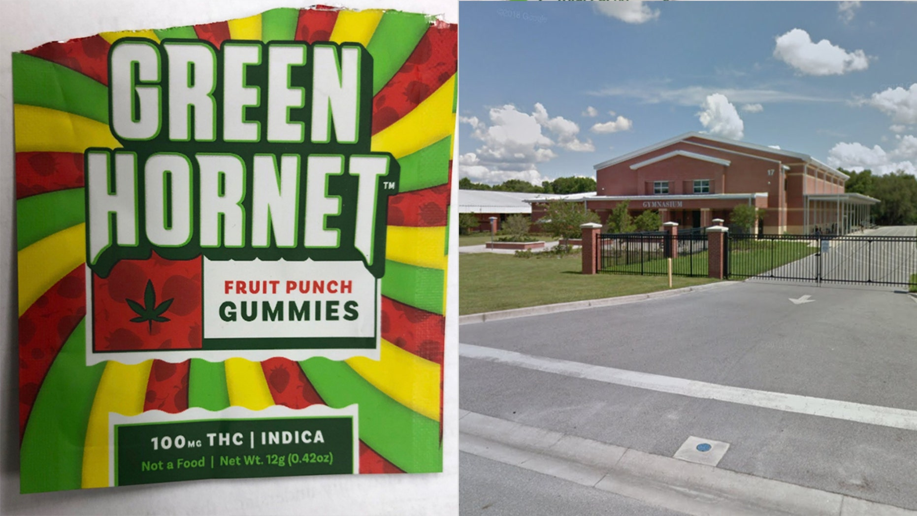 The Polk County Sheriff's Office said the candies were brought to Mulberry Middle School by a 12-year-old 7th-grader.