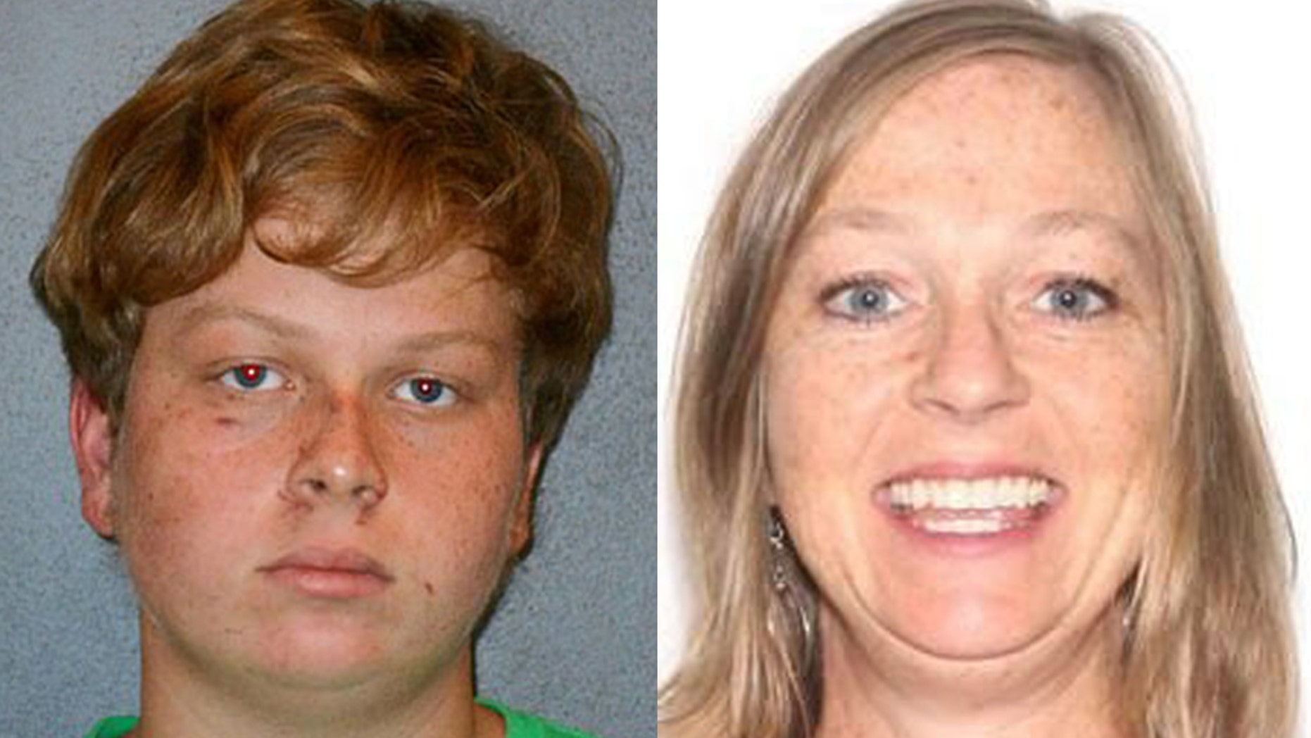 Florida teen charged with killing mother, burying her body over poor grade