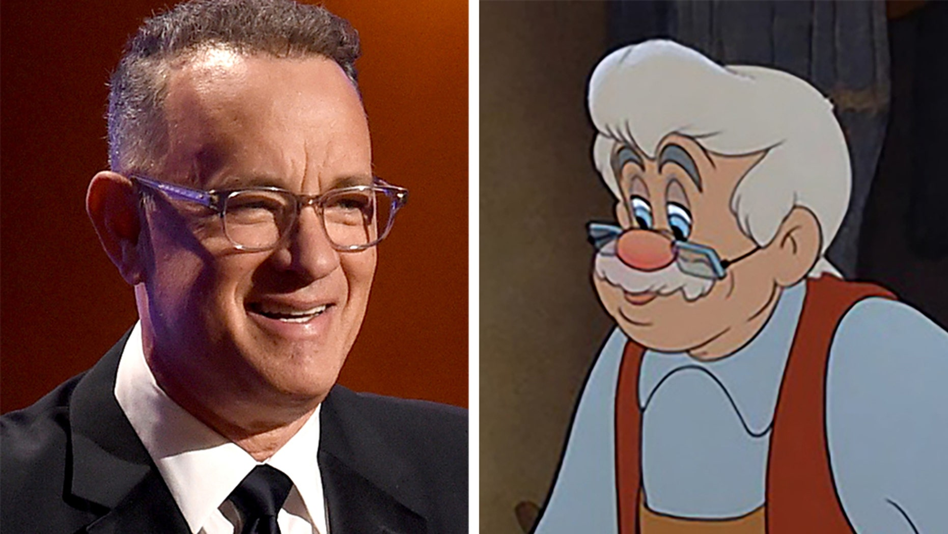 Tom Hanks would have started the talks to play Geppetto in the live movie
