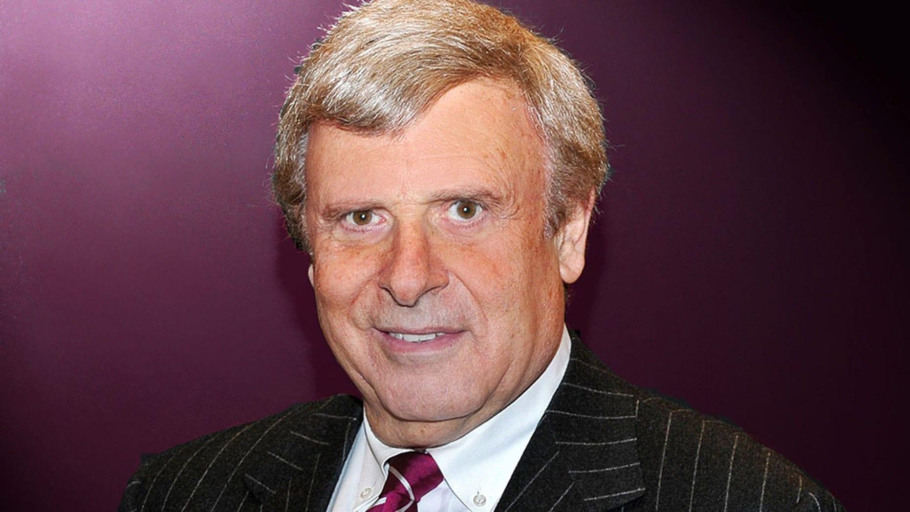 Dr. Herbert Ira London.<br>