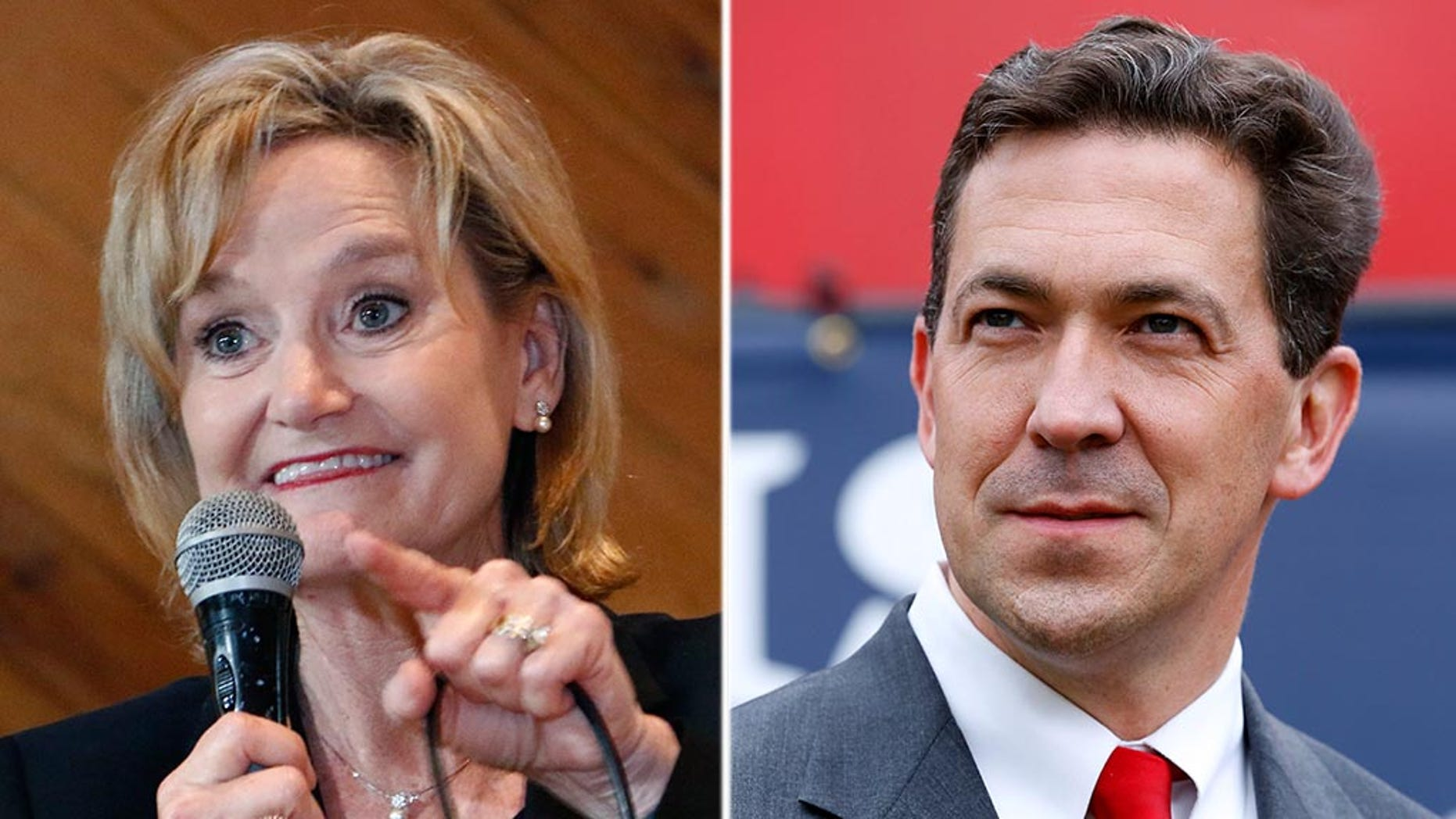 Sen. Cindy Hyde-Smith is hoping for supporters of state Sen. Chris McDaniel to vote for her in Mississippi's run-off election.