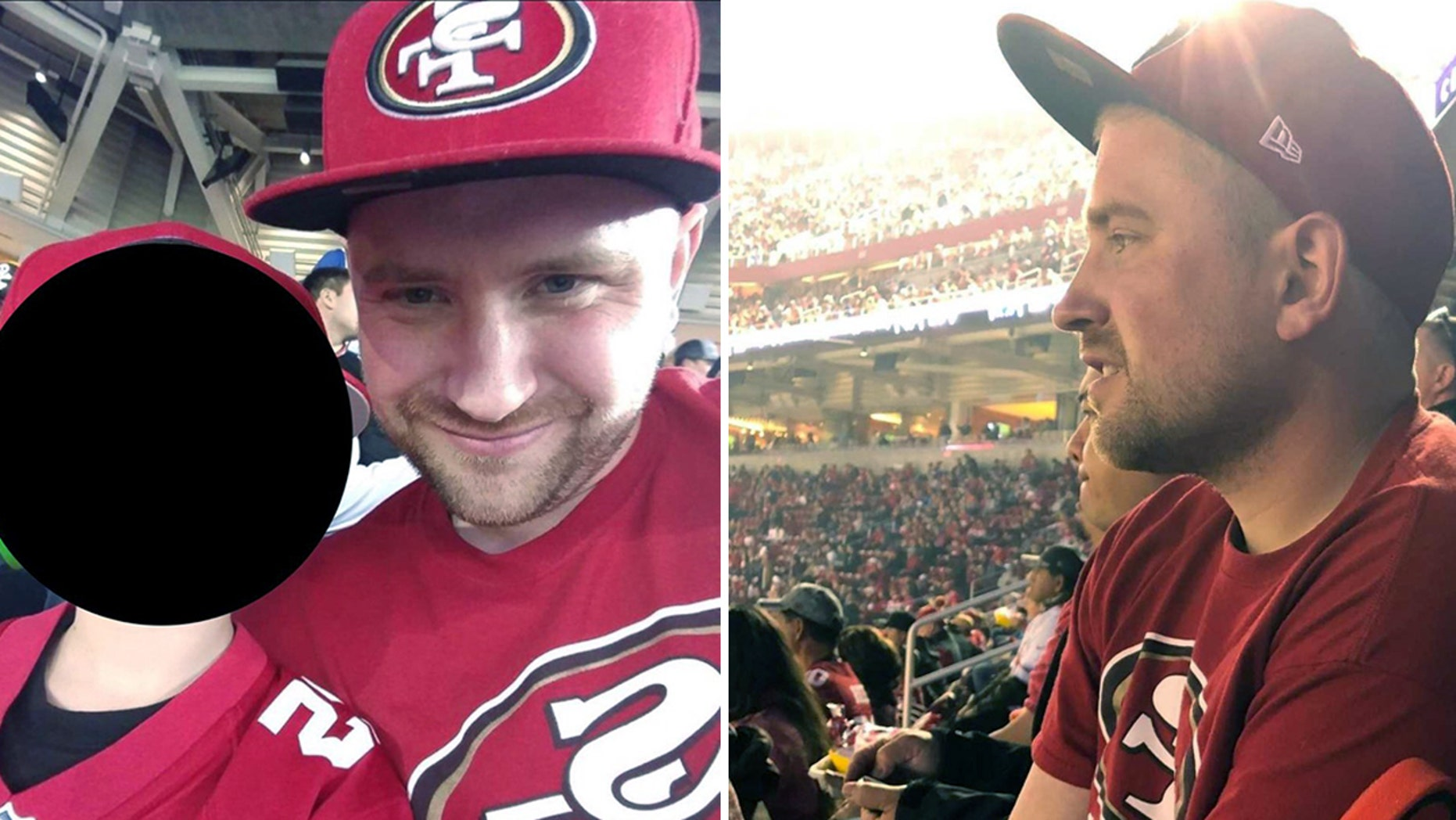 Ian Powers has not been seen since Monday night's game between the San Francisco 49ers and New York Giants.
