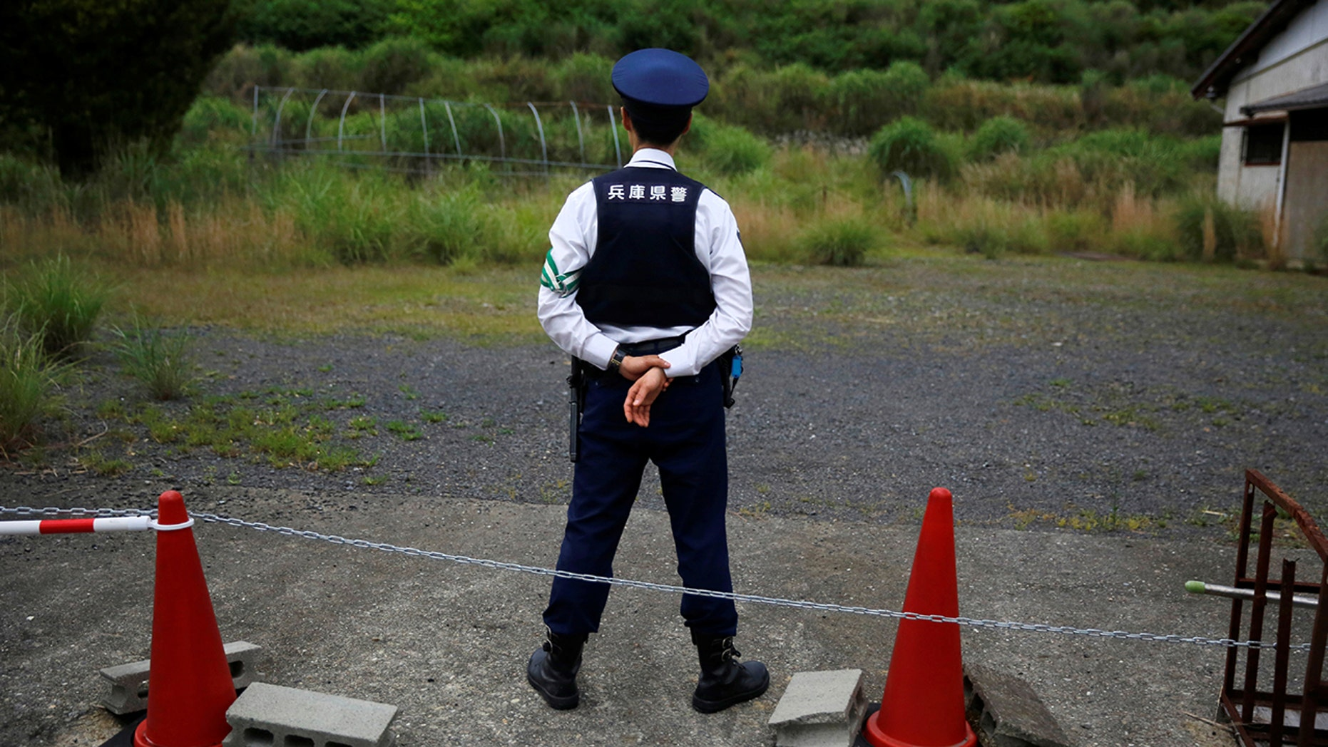 A murder investigation is underway in southern Japan after the bodies of six members of the same family were found with knife cuts inside a remote farmhouse. REUTERS/Carlos Barria