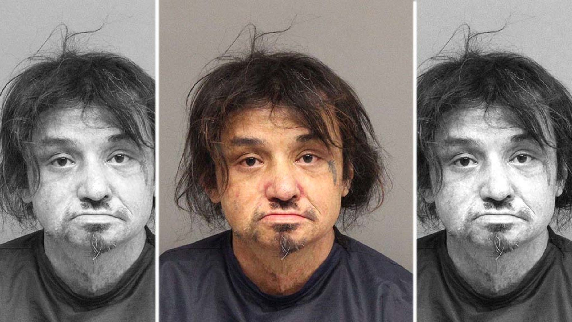 Authorities in Nebraska arrested an alleged ax-wielding man on Wednesday who's accused of threatening his roommates after becoming unhappy with the thermostat temperature.