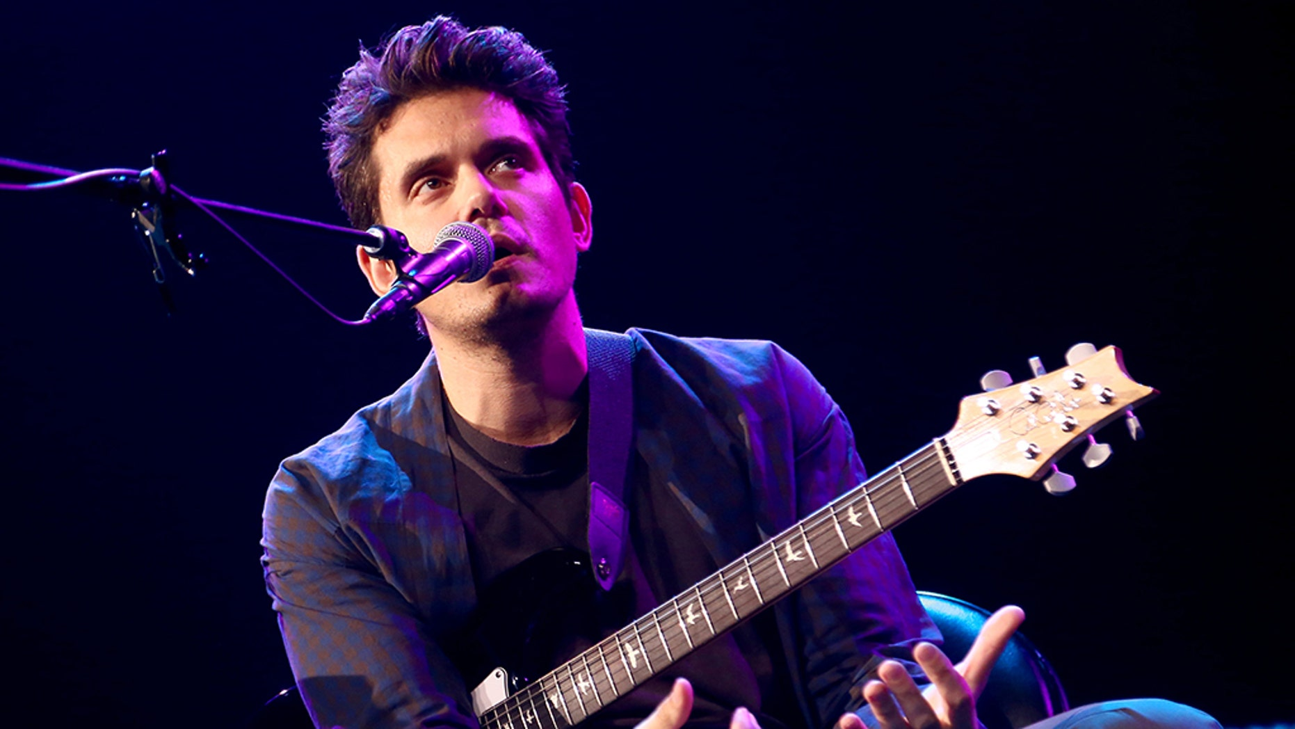 John Mayer said he was celebrating his second year of sobriety on Nov. 13, 2018.