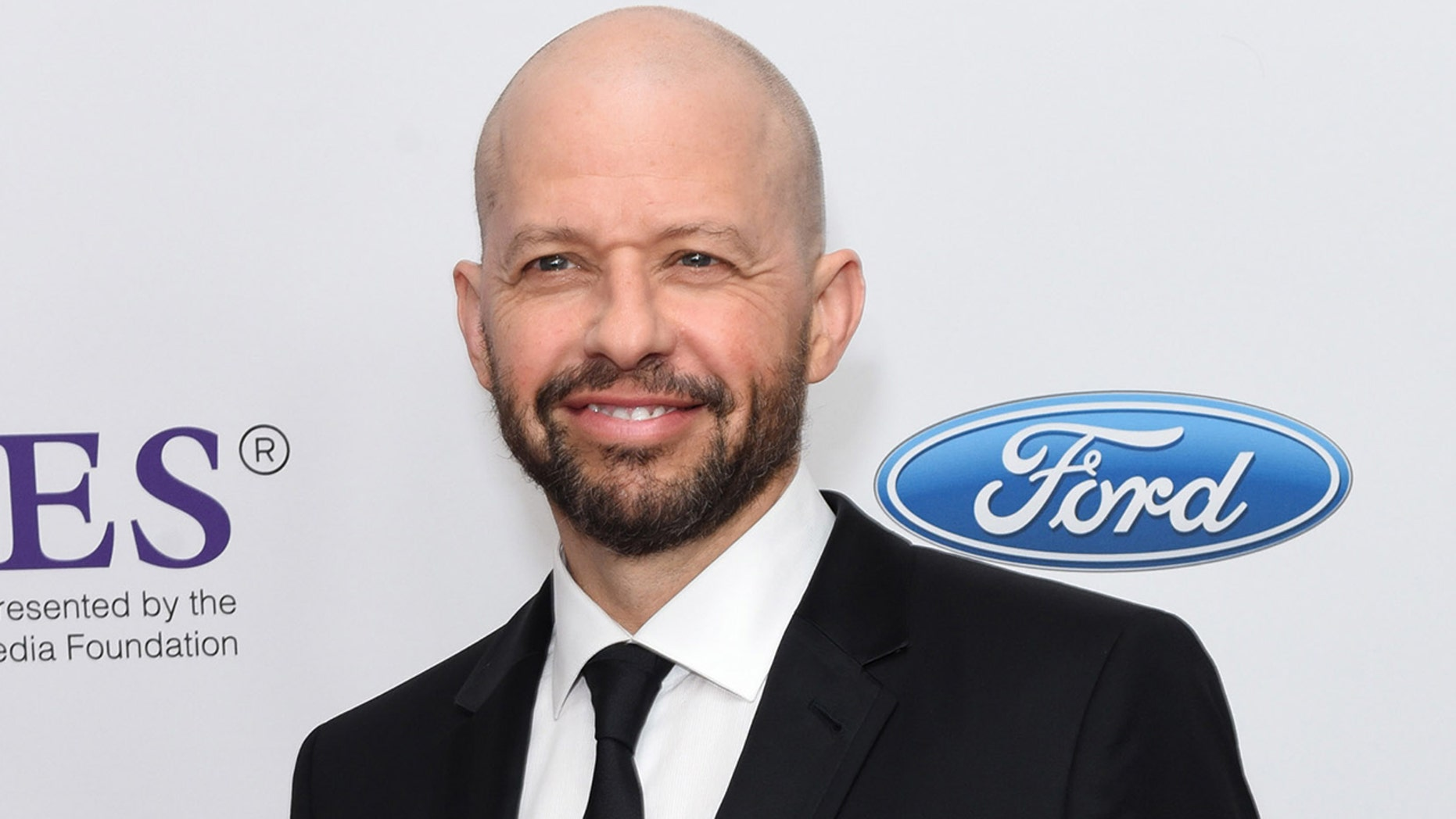"""The former """"Two and and Half"""" men star will star as Lex Luther in the CW's """"Supergirl"""" series. (Photo by Presley Ann/WireImage)"""
