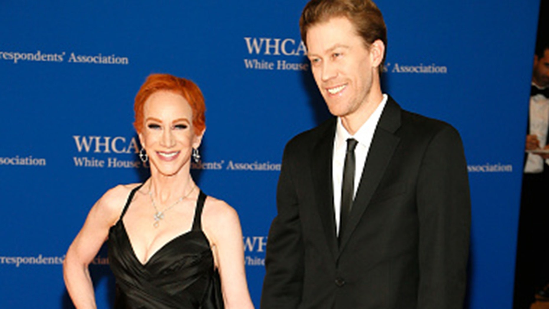 Kathy Griffin and Randy Bick split after seven years together. (Photo by Paul Morigi/WireImage)