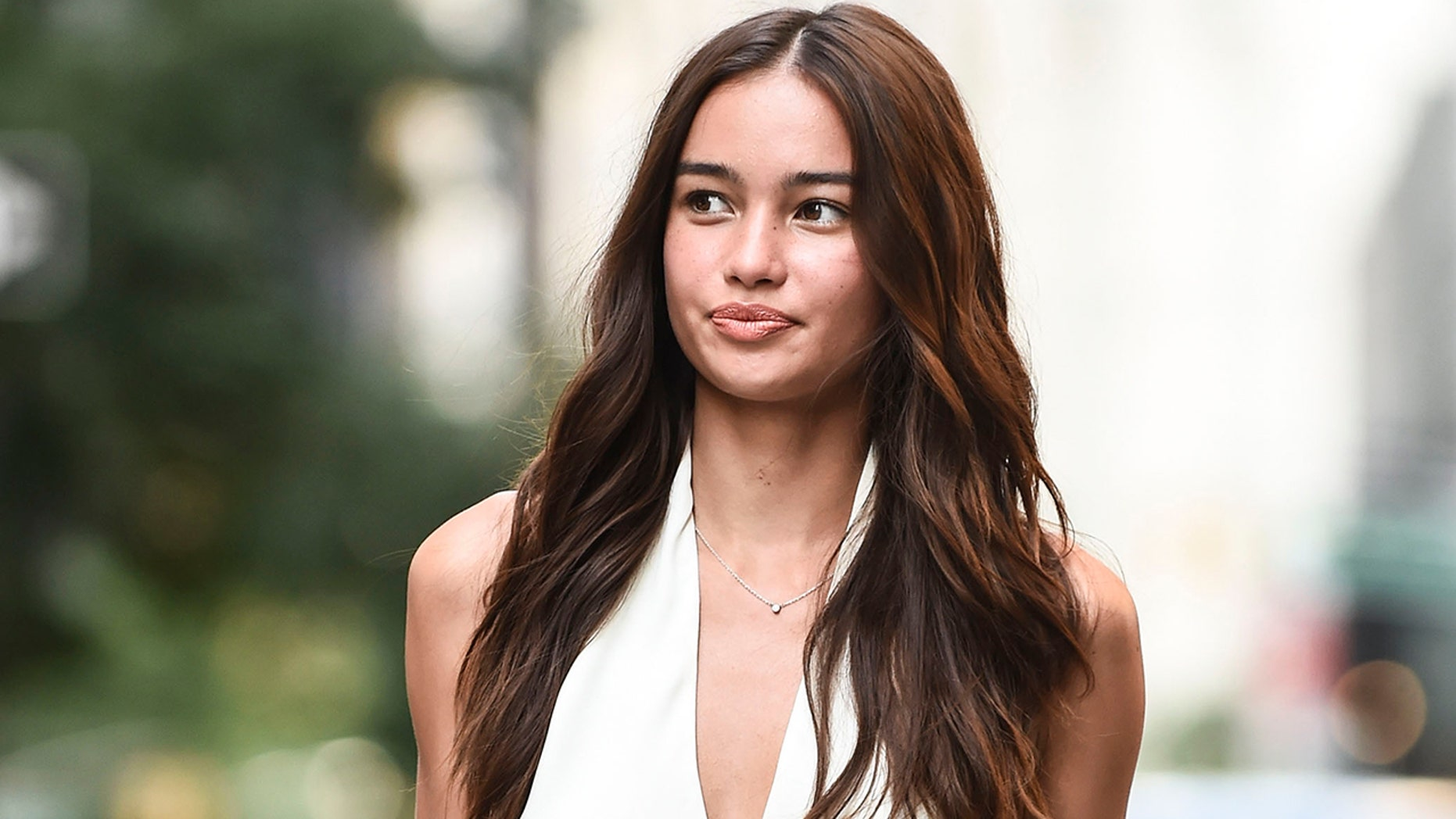 Kelsey Merritt makes impressive debut at Victoria's Secret Fashion Show 2018
