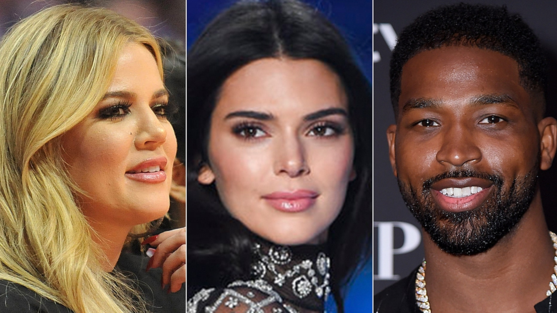 Khloe Kardashian defended her sister Kendall Jenner after she was caught booing Tristan Thompson.