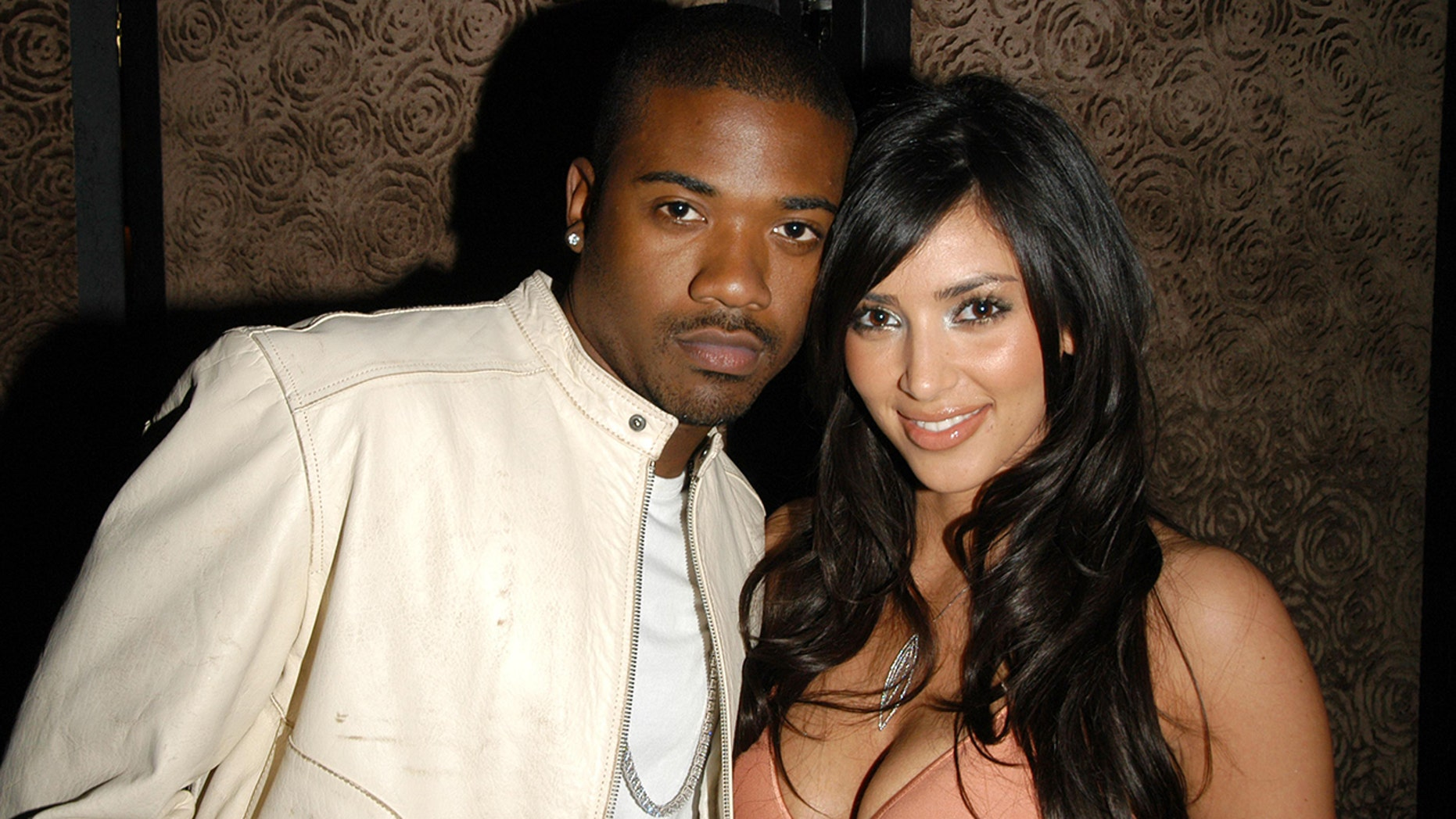 Watch ray j and kim kardashian sex tape online clearly