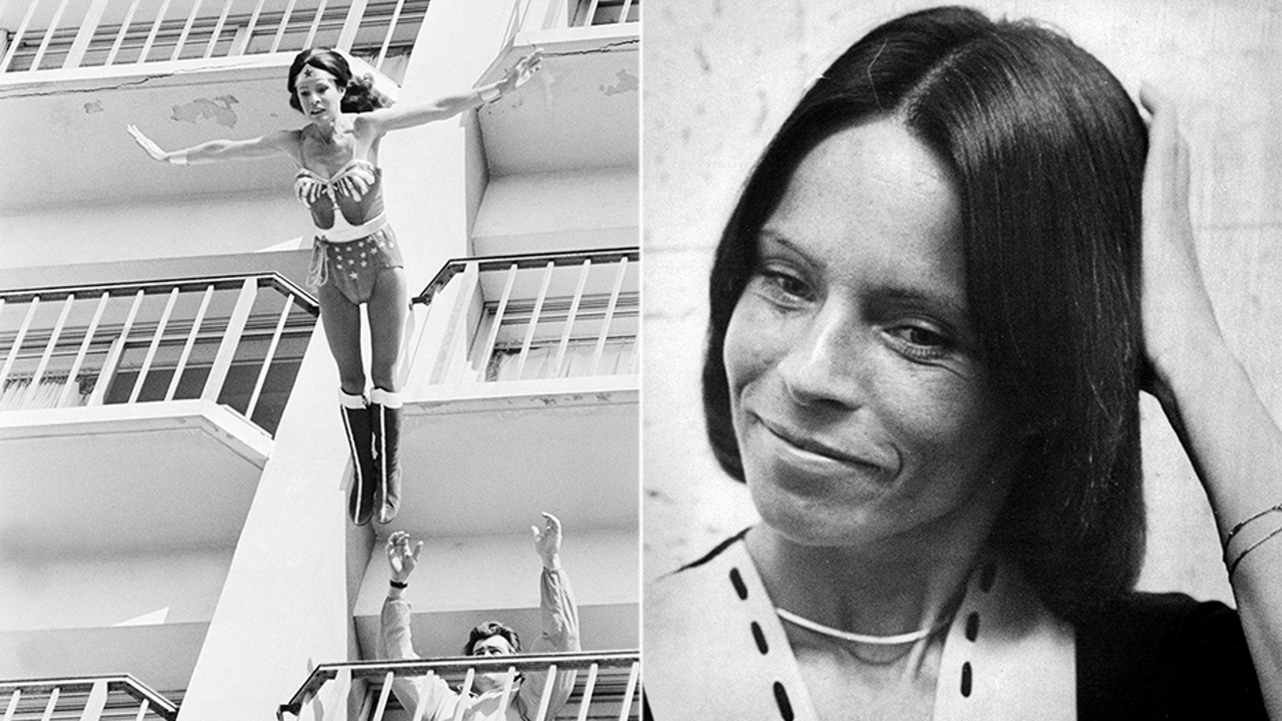 Legendary stuntwoman Kitty O'Neil died Friday at age 72.