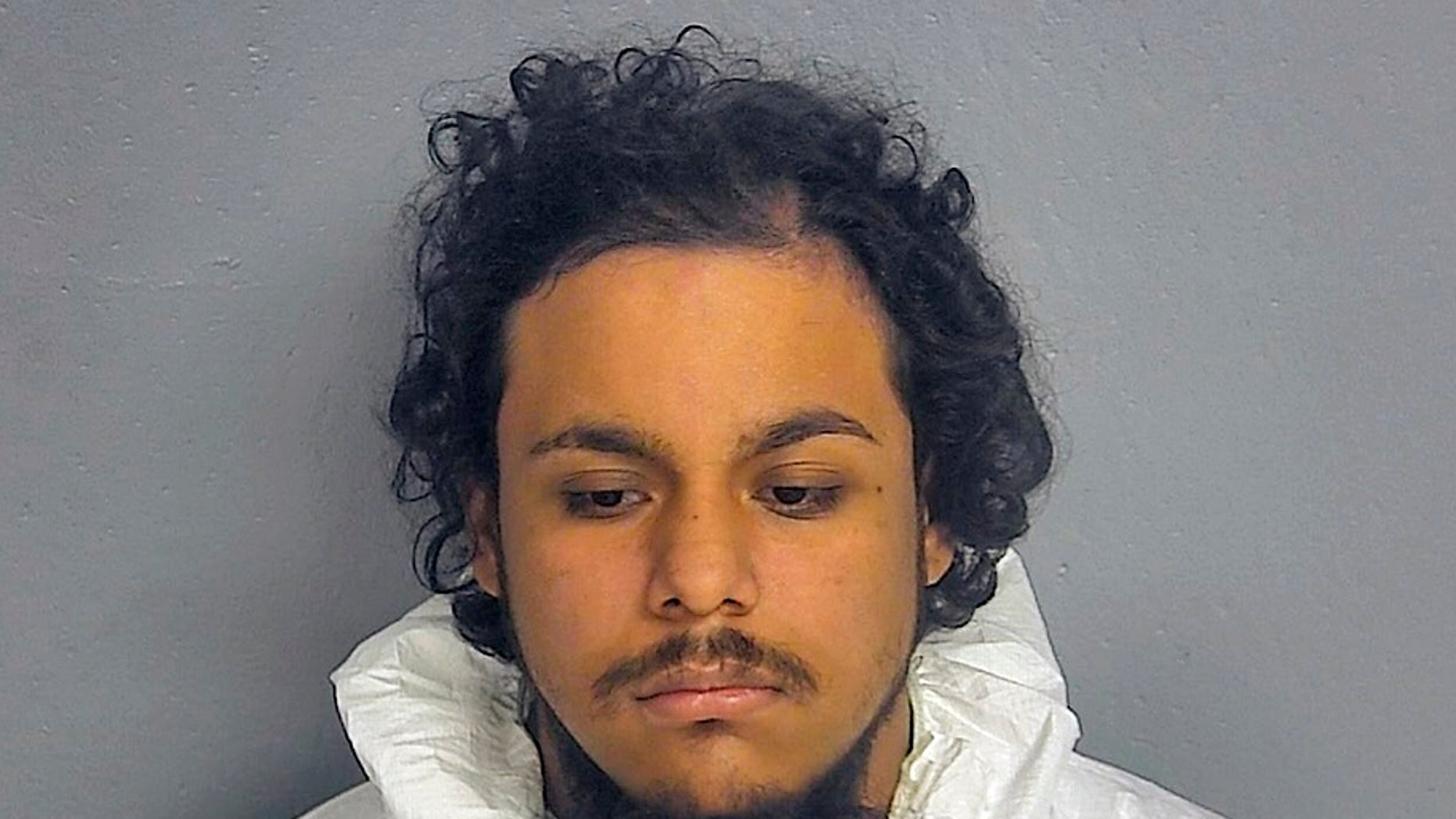 Luis Rodrigo Perez, 23, a Mexican national, is accused of killing three people in Missouri, authorities say.