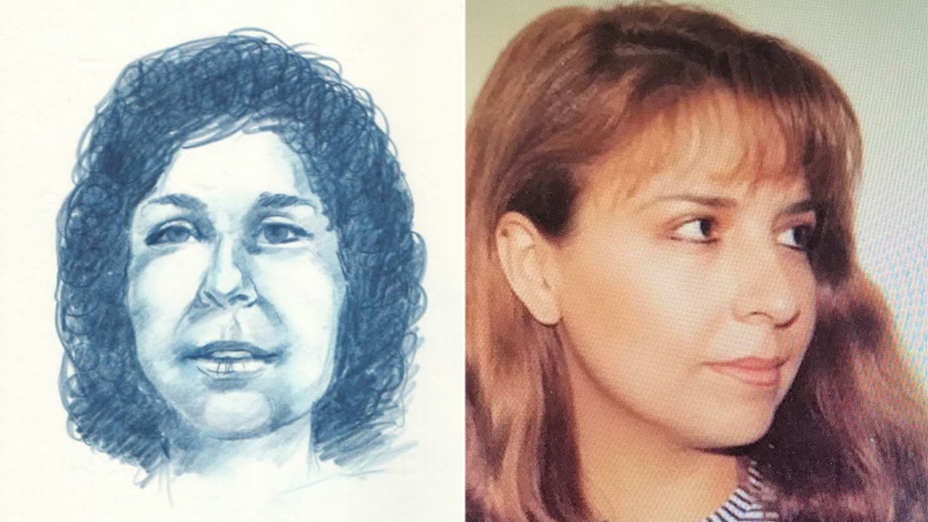 "Lena Reyes-Geddes is the woman known as the ""Maidenwater victim,"" who found murdered and wrapped in a sleeping bag near Lake Powell in April 1998, officials announced Wednesday."