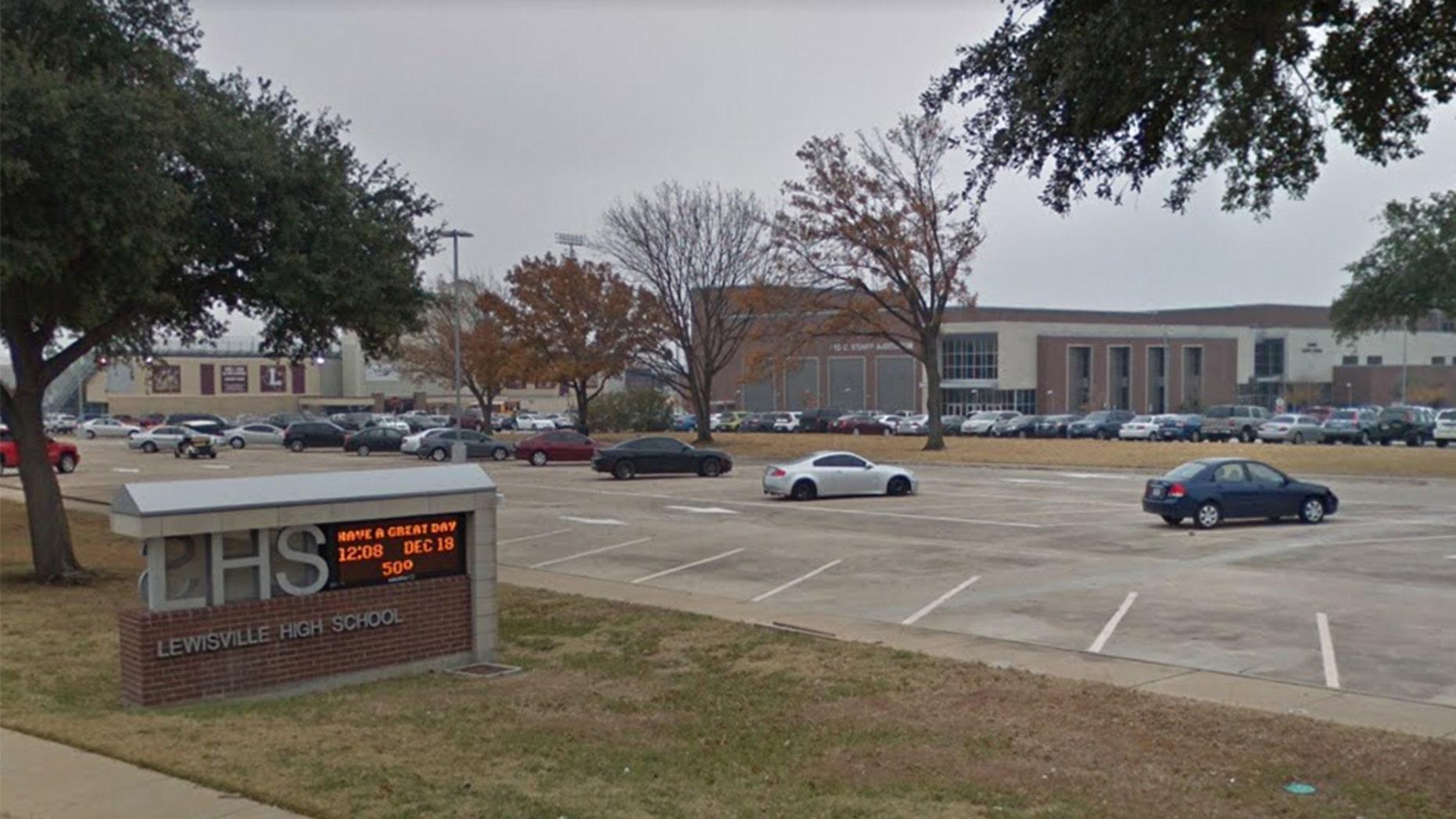 Lewisville High School, Lewisville, Texas
